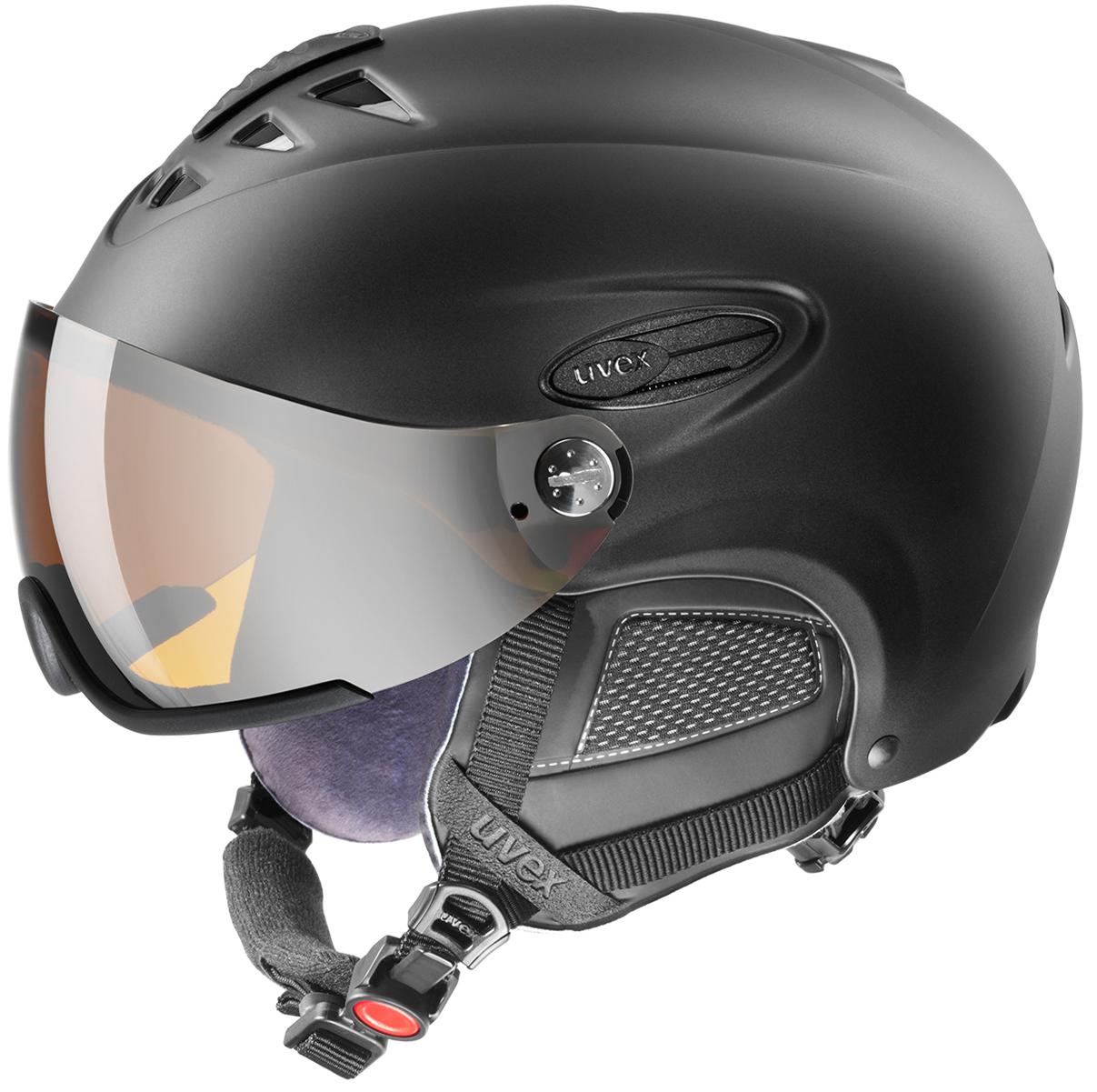 Uvex Шлем Uvex 300 Visor, размер 60-61