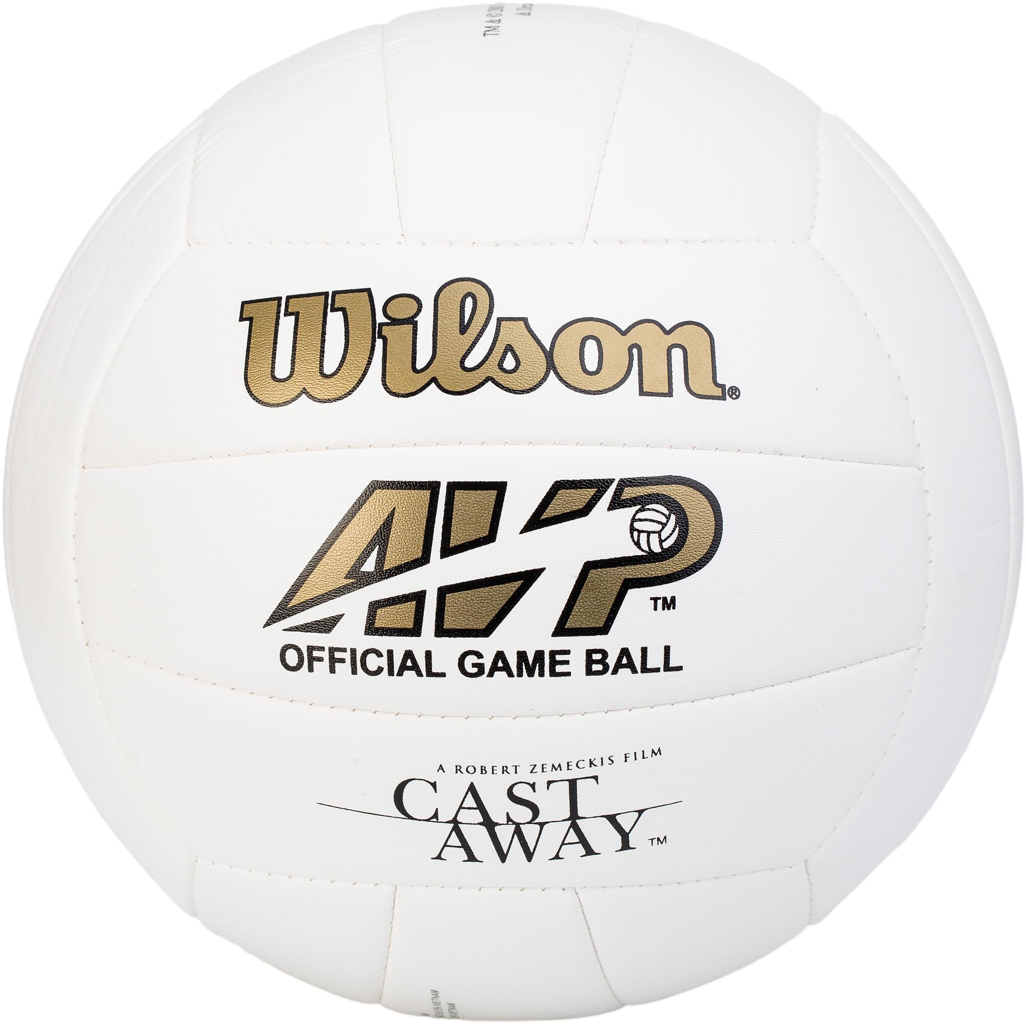 Wilson Мяч для пляжного волейбола Wilson CASTAWAY цена
