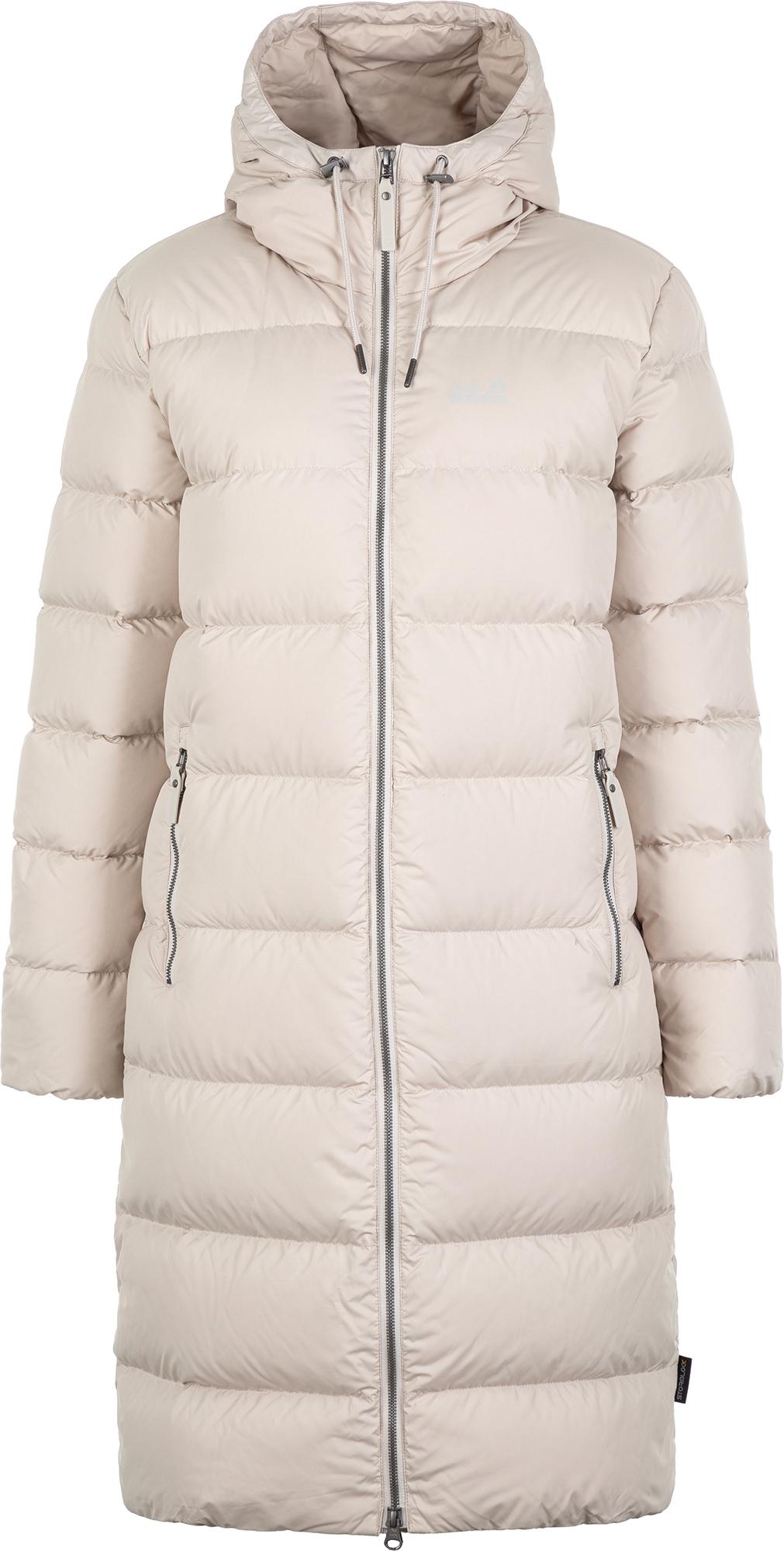 Jack Wolfskin Куртка пуховая женская Jack Wolfskin Crystal Palace, размер 44