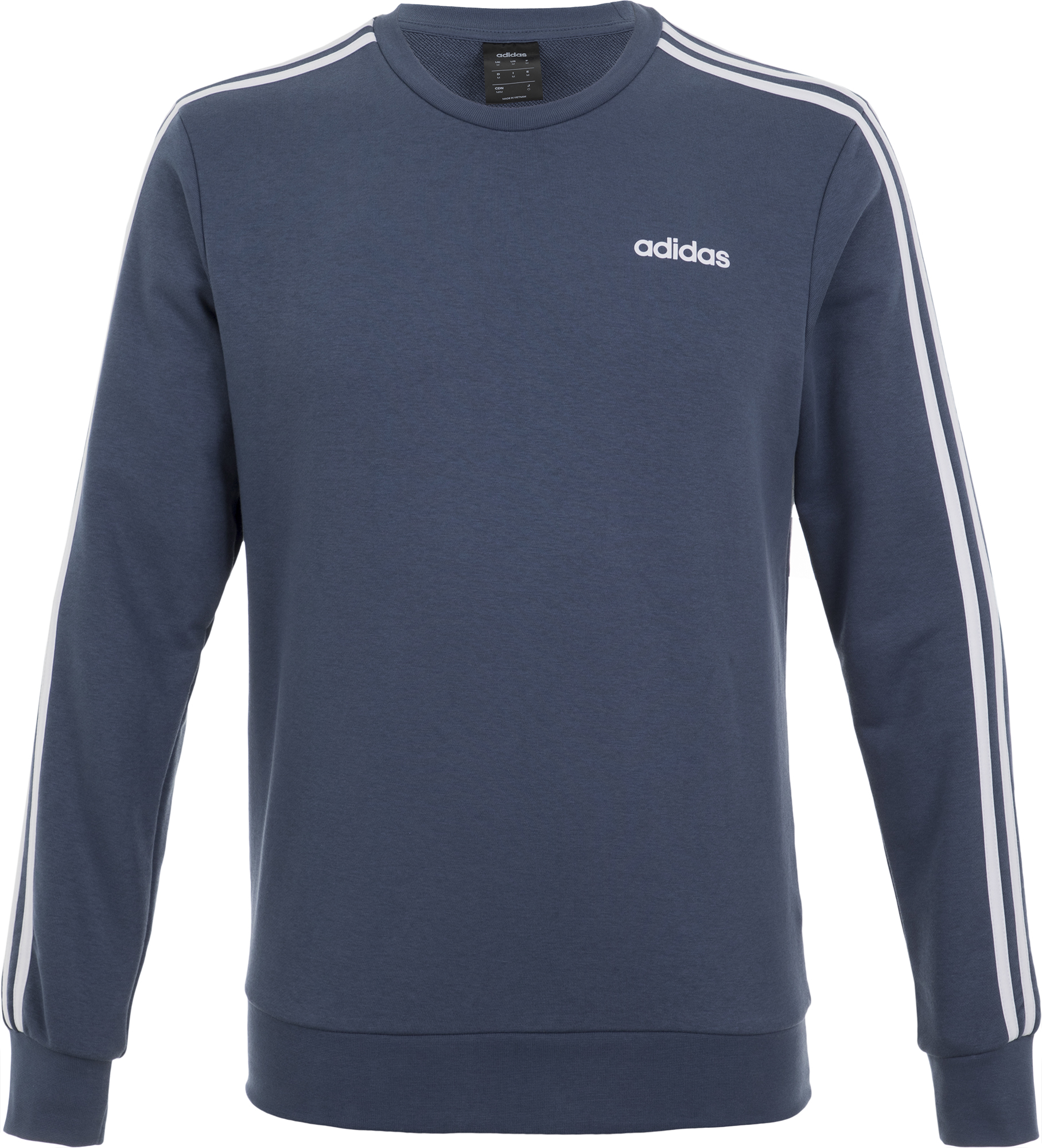 Adidas Свитшот мужской Adidas Essentials 3-Stripes, размер 54 все цены