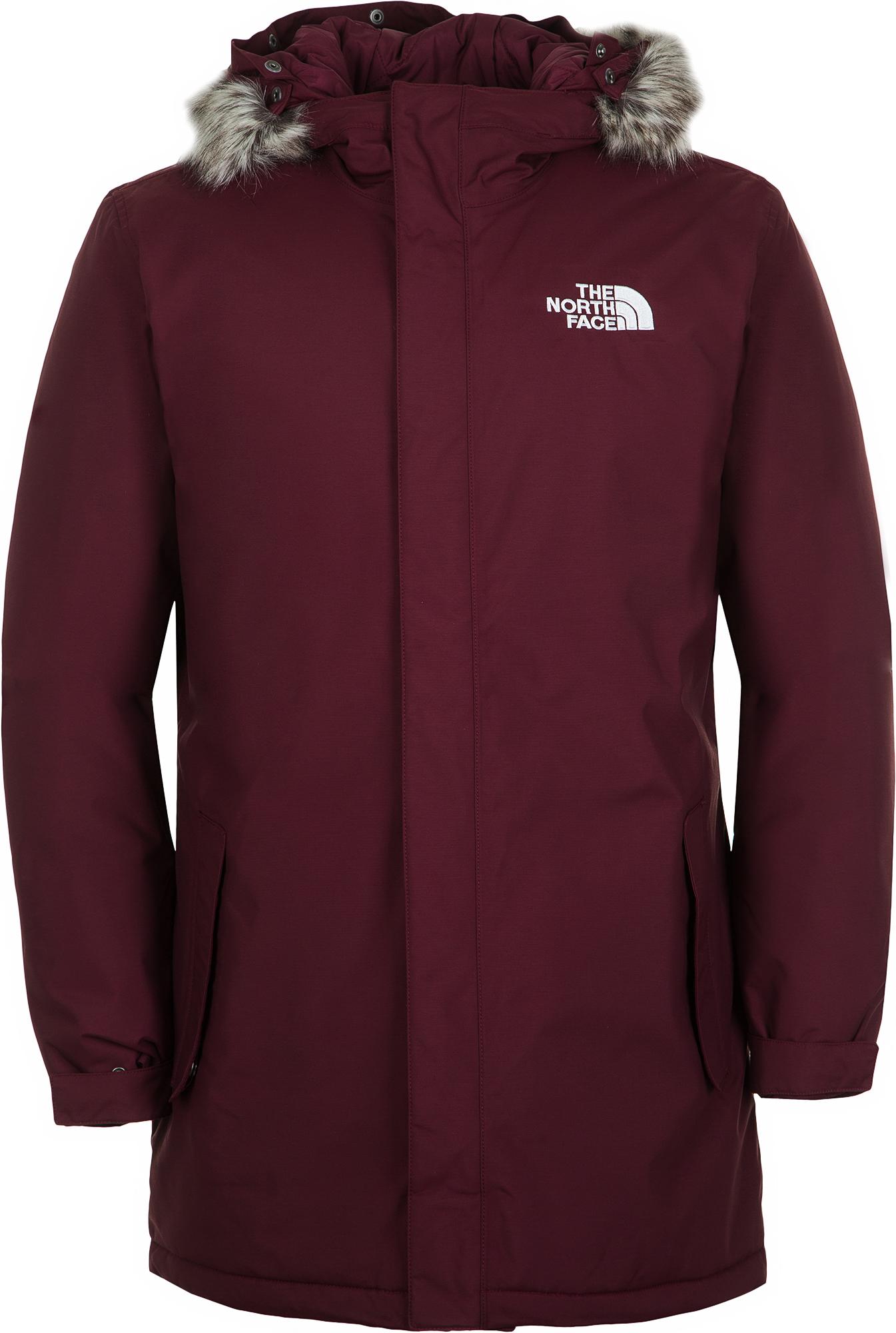 The North Face Куртка утепленная мужская The North Face Zaneck, размер 52 цена