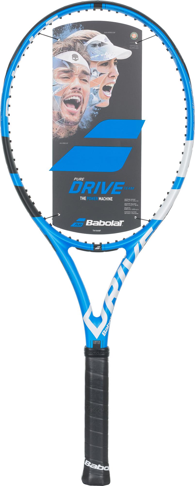 Babolat Ракетка для большого тенниса Pure Drive Team