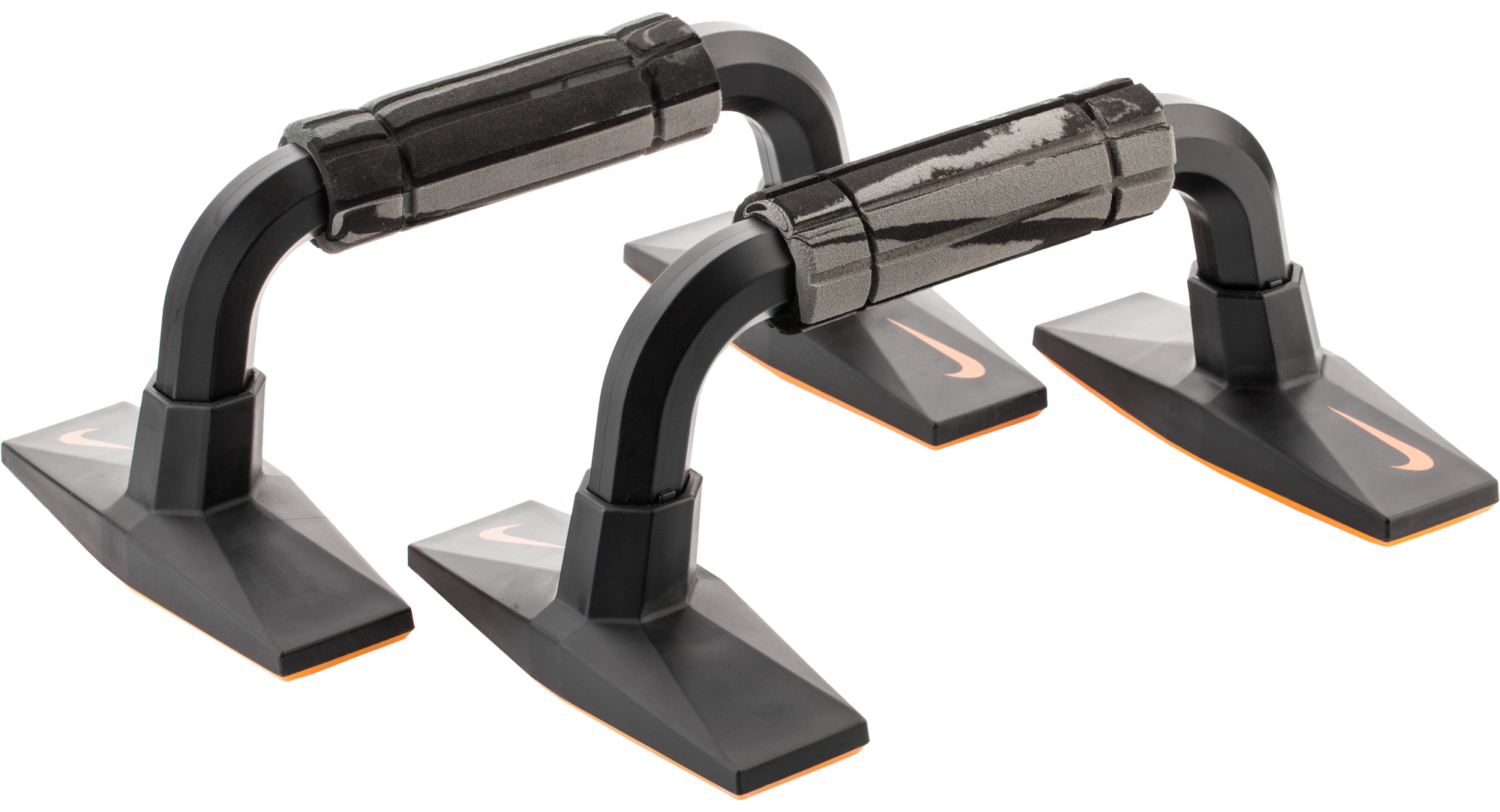все цены на Nike Упоры для отжиманий Nike Accessories Push Up Grips, 2 шт онлайн