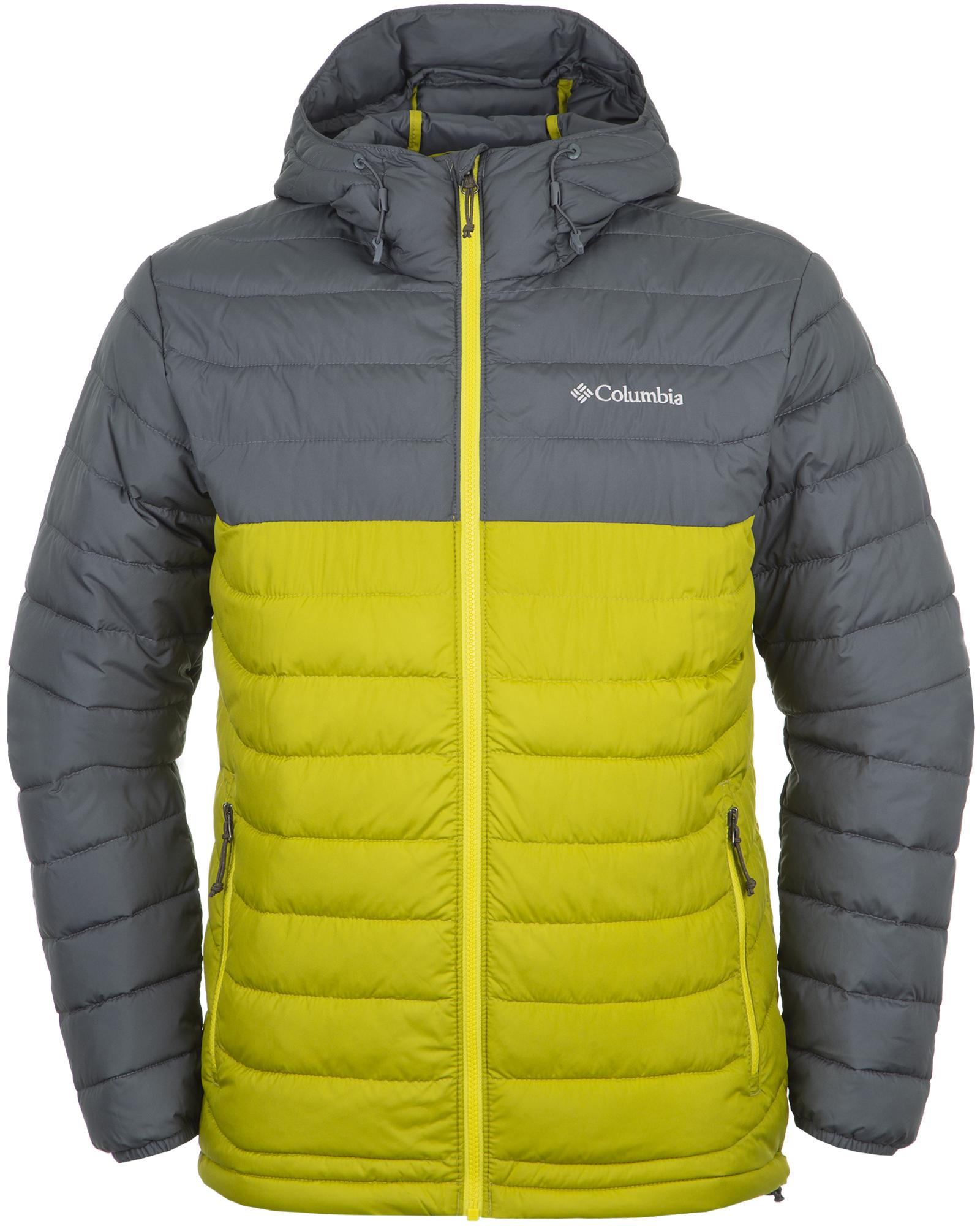 Columbia Куртка утепленная мужская Columbia Powder Lite, размер 56-58