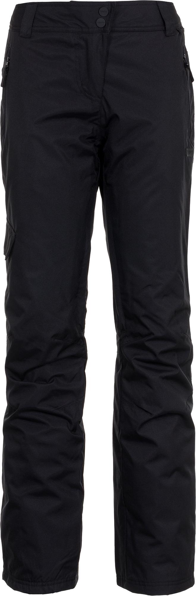 Termit Брюки утепленные женские Termit, размер 50 брюки утепленные женские icepeak цвет темно синий 854020542iv 390 размер 34 40