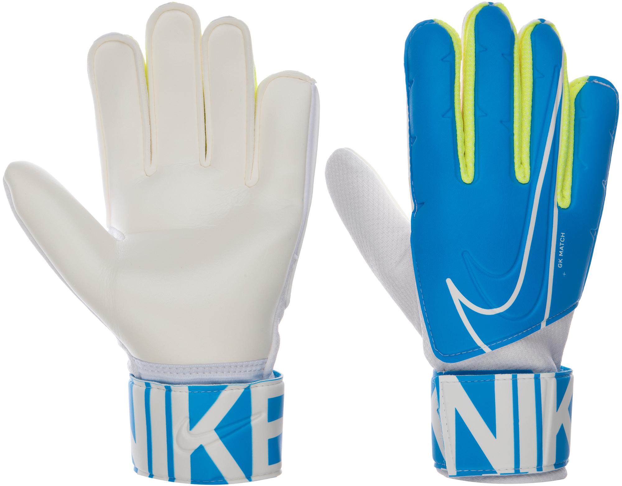 Nike Перчатки вратарские Nike, размер 9
