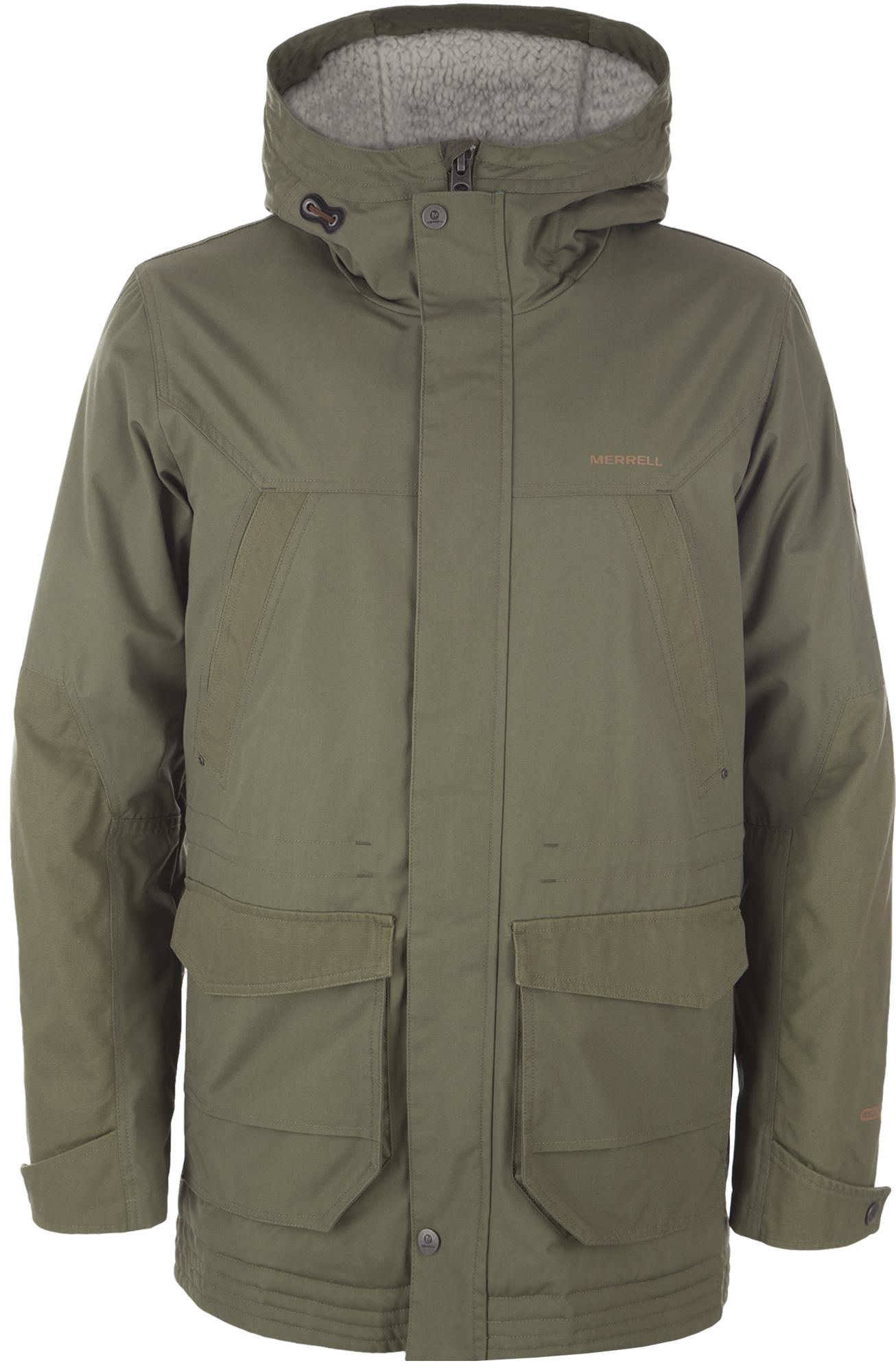 Merrell Куртка утепленная мужская Merrell Elymais, размер 46