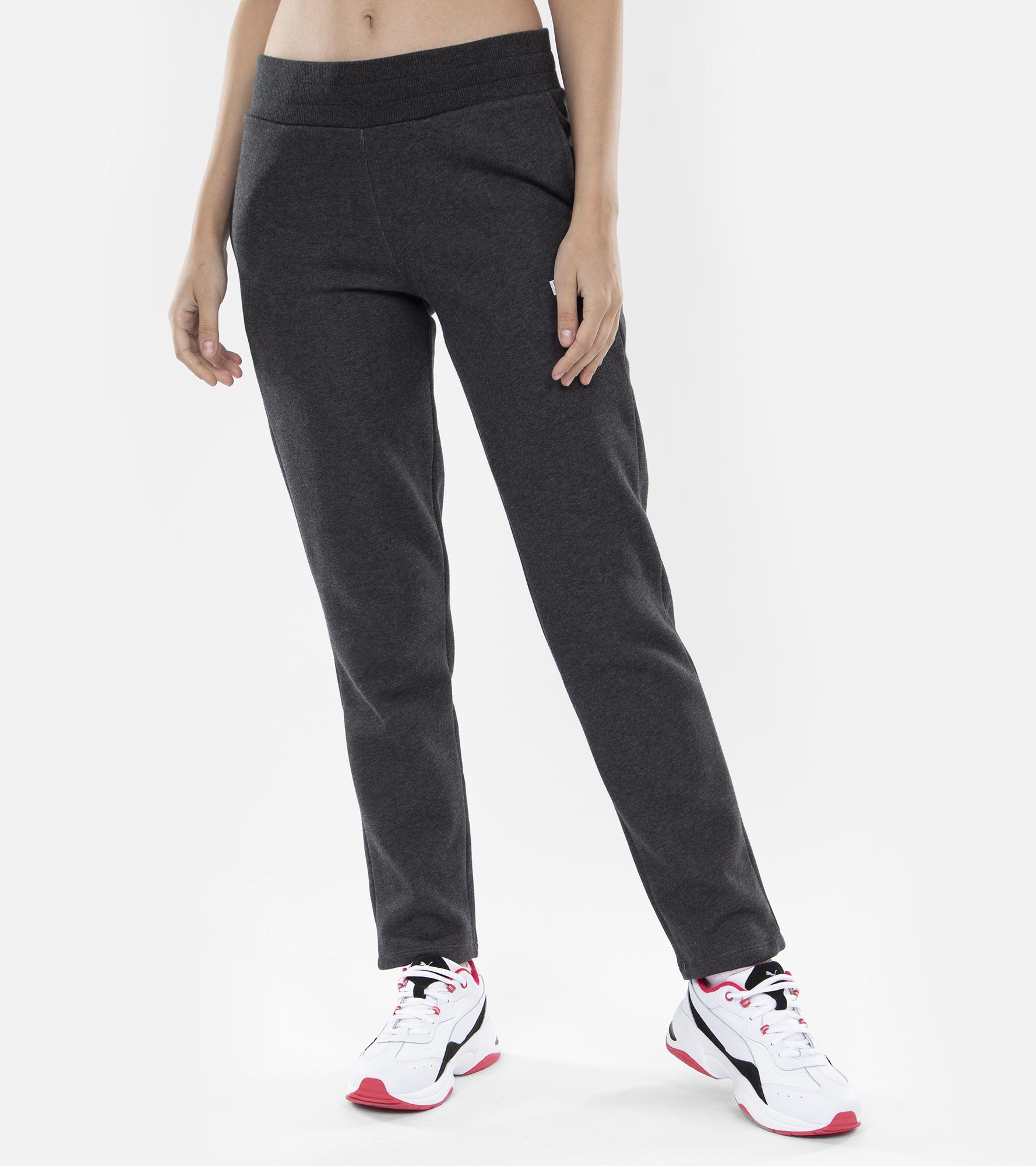 Puma Брюки женские Puma Essential, размер 48-50 брюки спортивные женские puma ess sweat pant tr w цвет светло серый 838430041 размер xl 48 50