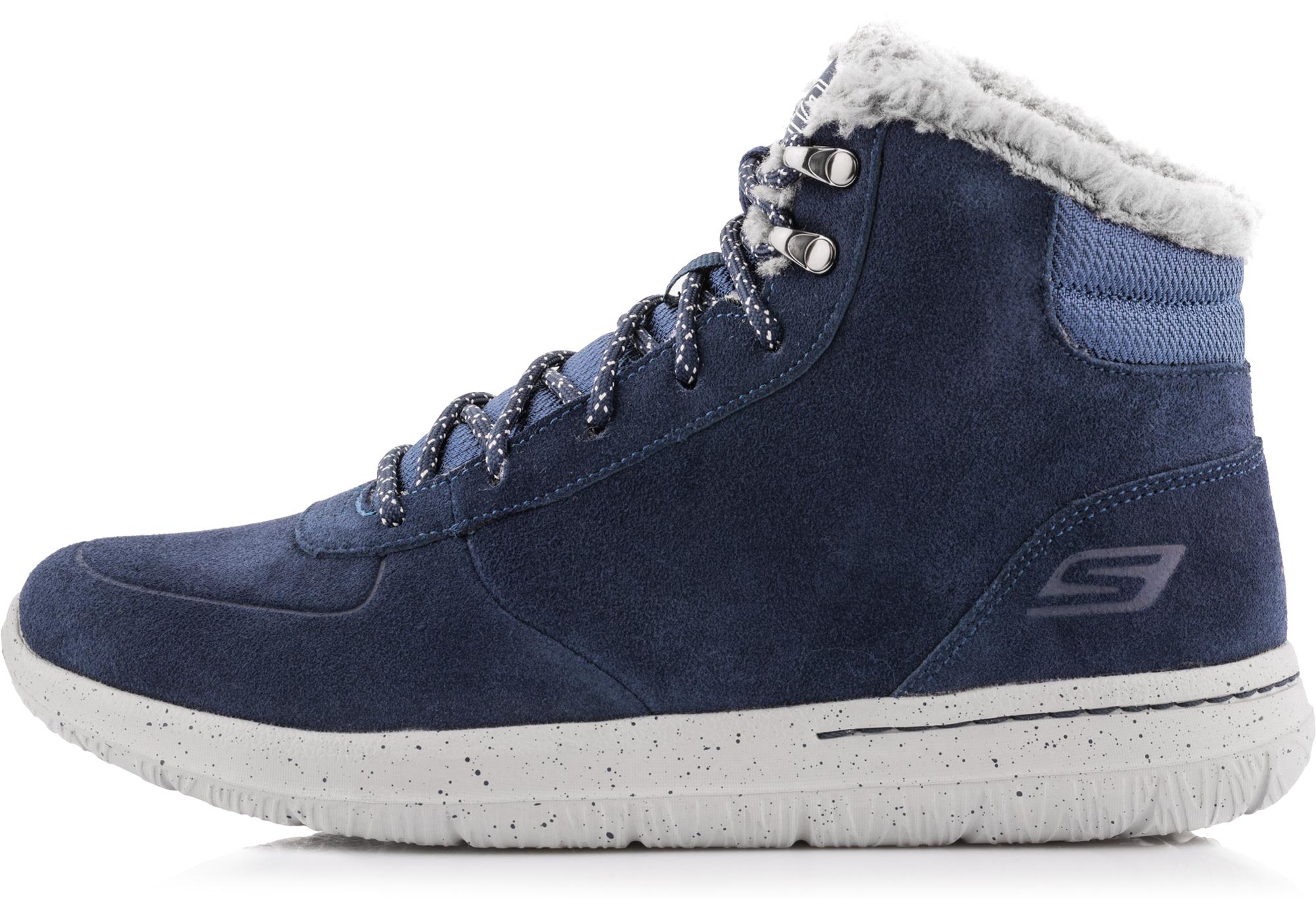 Skechers Ботинки утепленные мужские Go Walk City-Sierra, размер 46,5