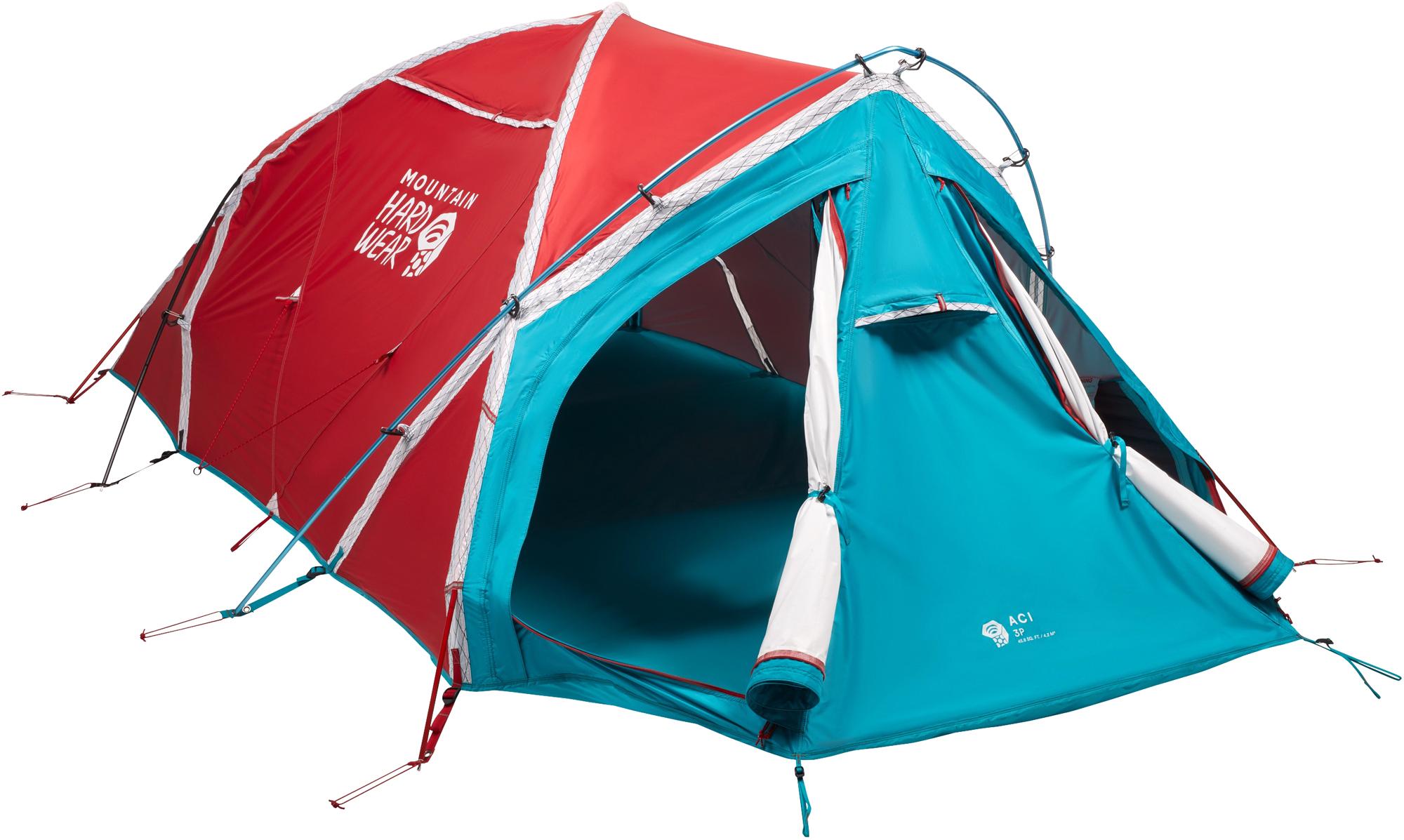 Mountain Hardwear AC 3 Tent палатка быстросборная maverick wind трехместная зелёный с тиснением