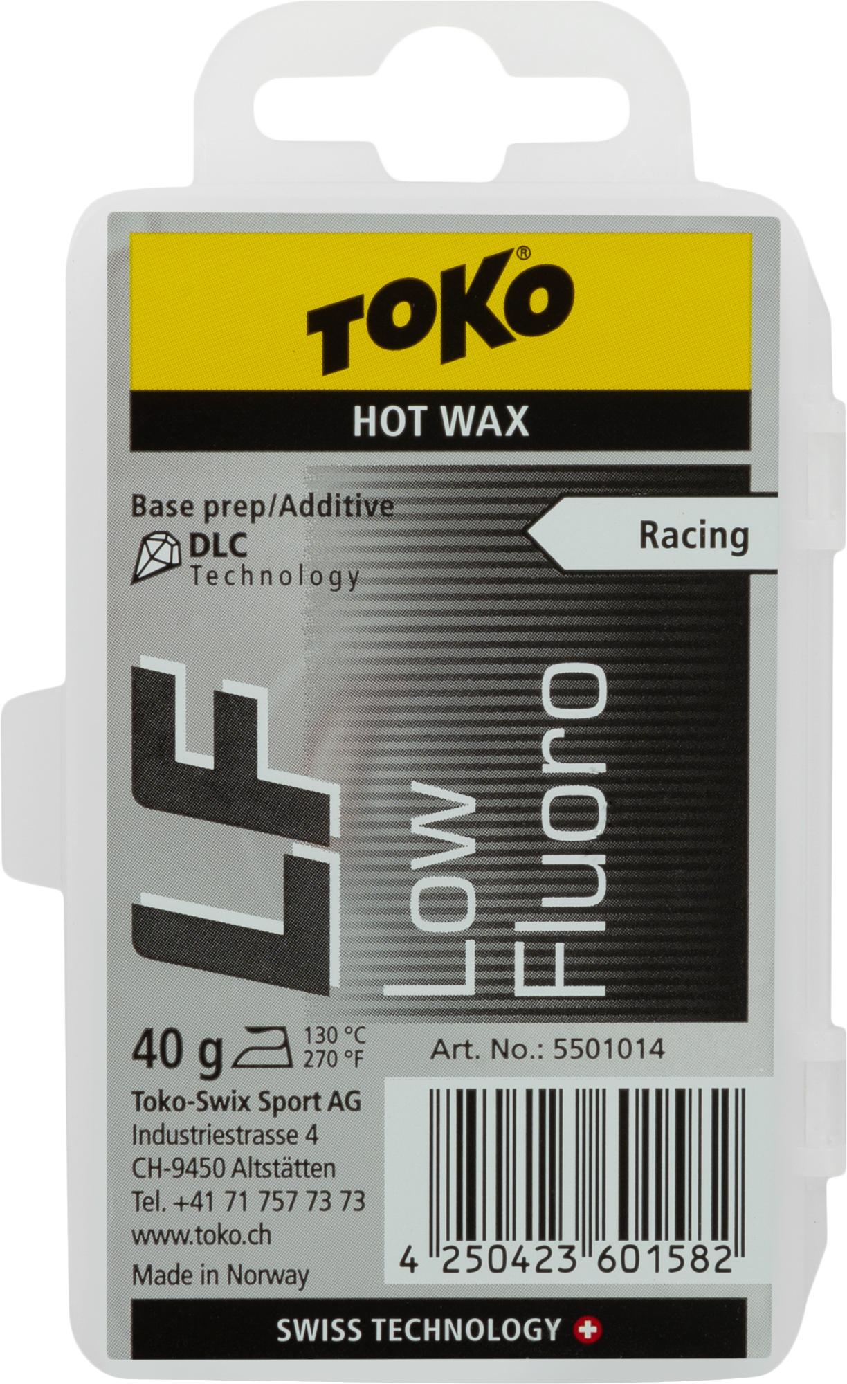 TOKO Мазь скольжения TOKO LF Hot Wax black l facini business 39 36834 black lf