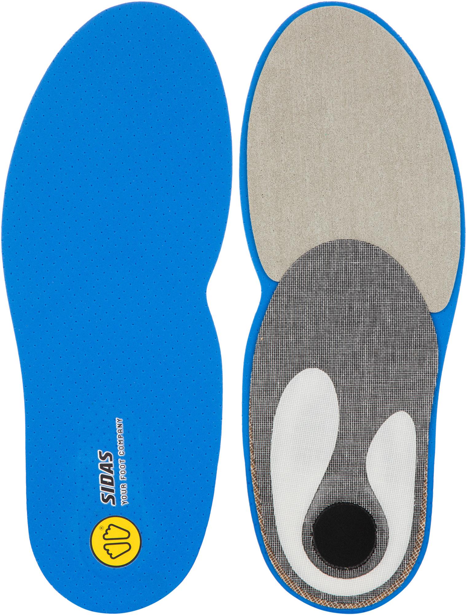Sidas Стельки Sidas Custom Run, размер 46.5-48