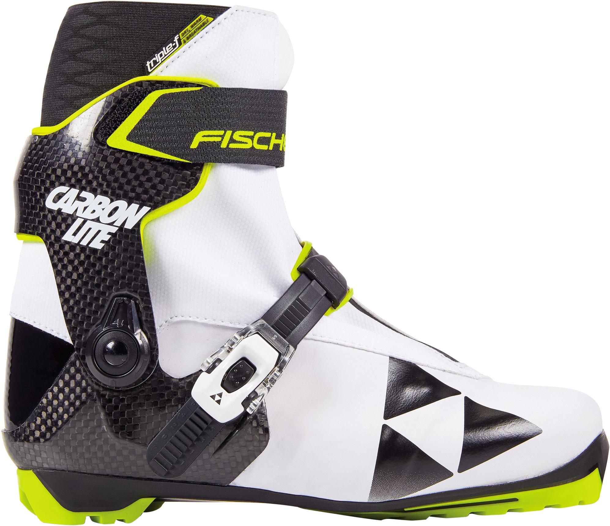 цена на Fischer Ботинки для беговых лыж Fischer Carbonlite Skate WS