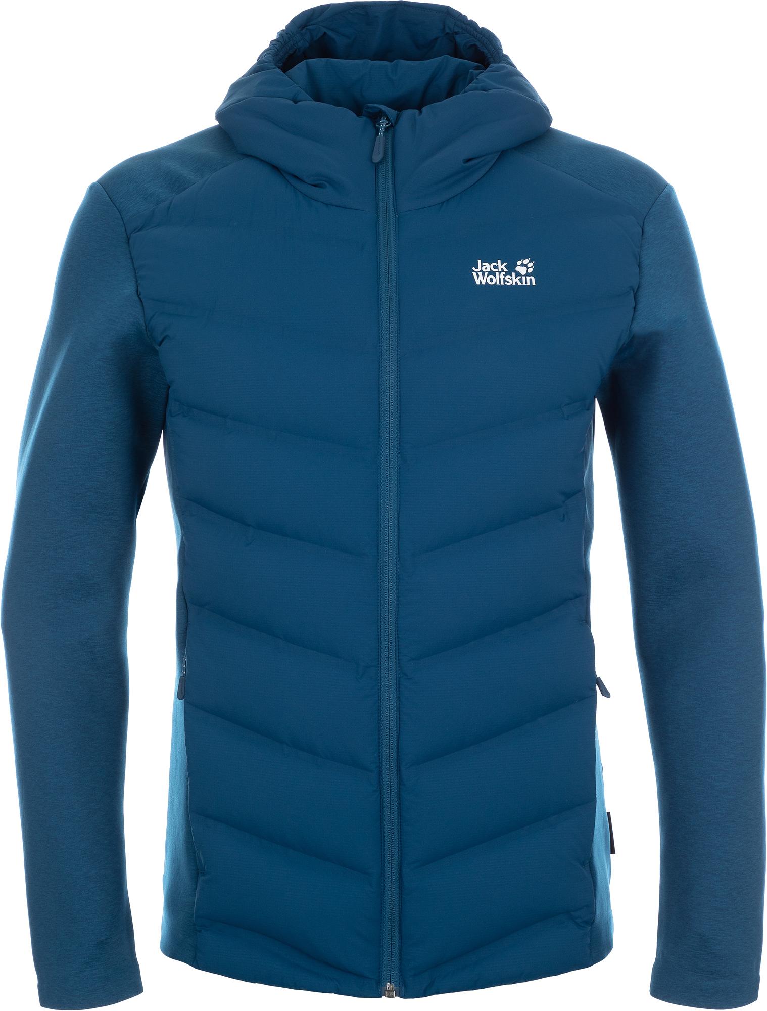лучшая цена Jack Wolfskin Куртка пуховая мужская JACK WOLFSKIN Tasman, размер 54-56