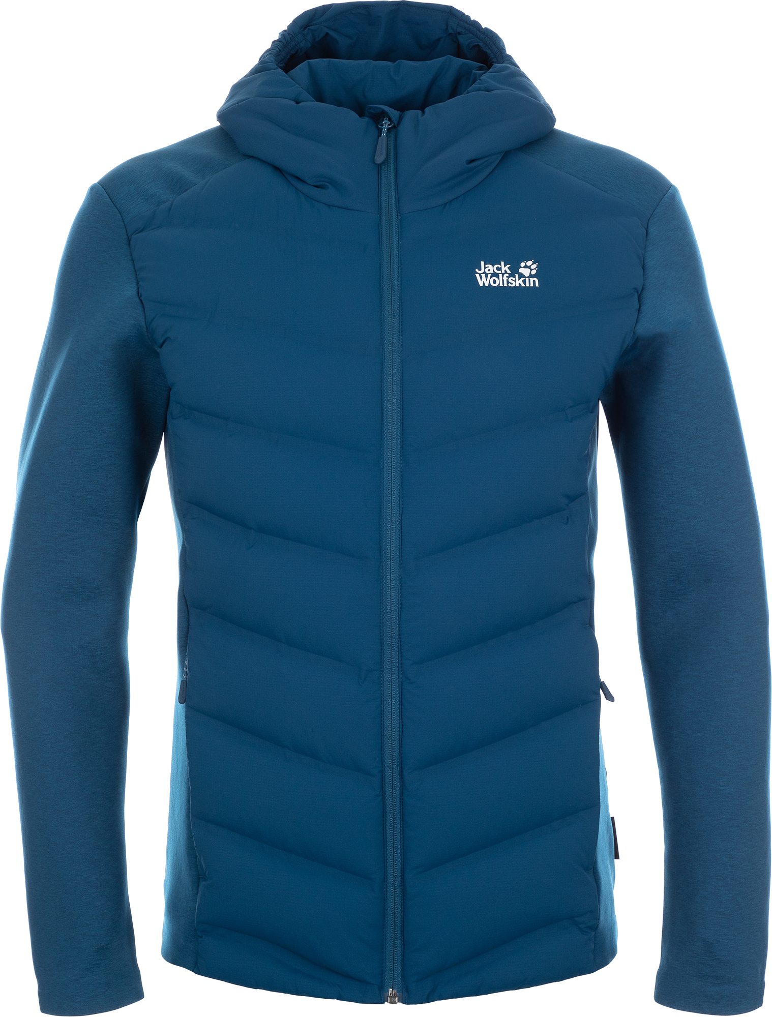 Jack Wolfskin Куртка пуховая мужская JACK WOLFSKIN Tasman, размер 54-56 цена