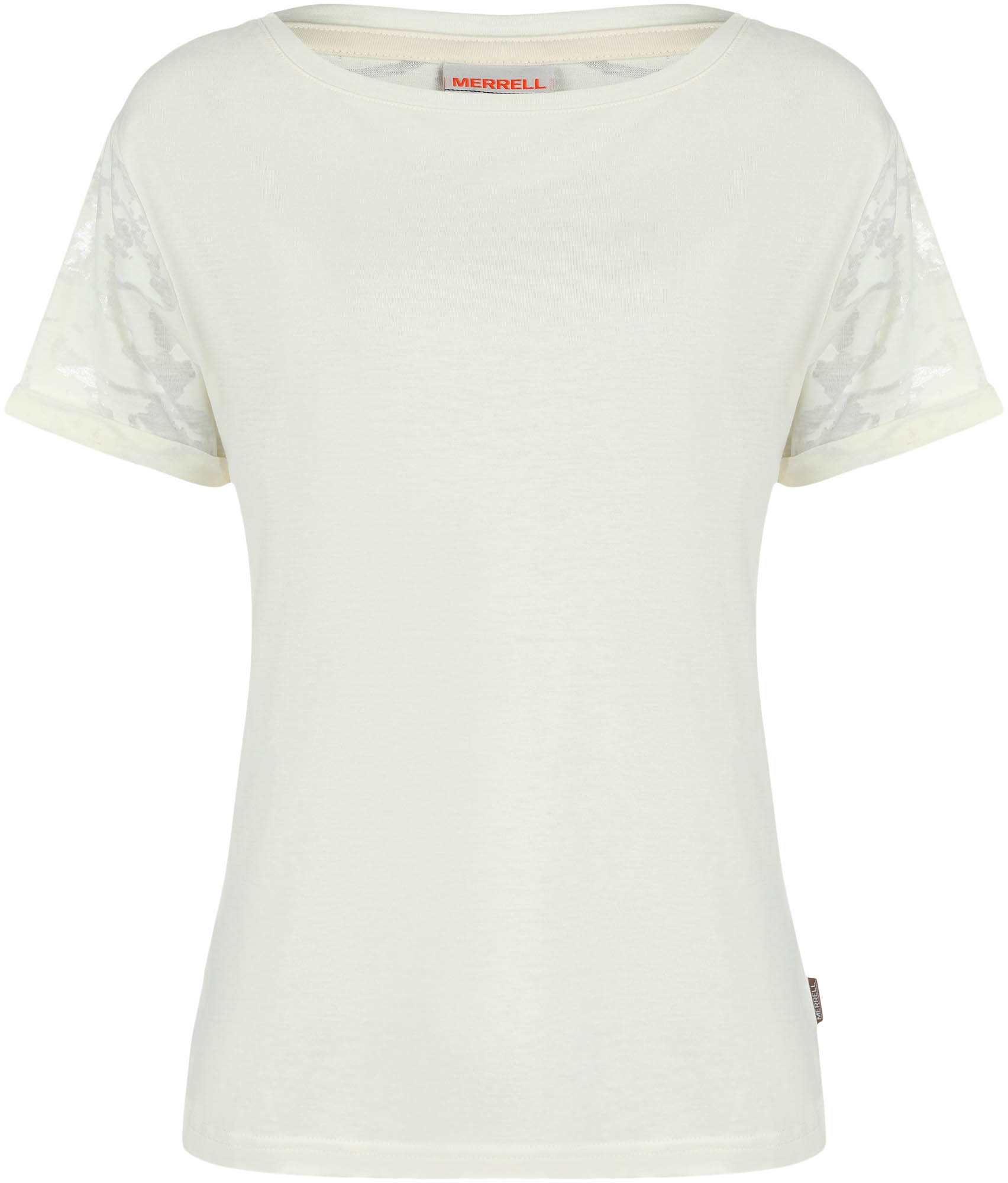 Merrell Футболка женская Merrell, размер 48 xtep женская тонкая воздухопроницаемая спортивная футболка