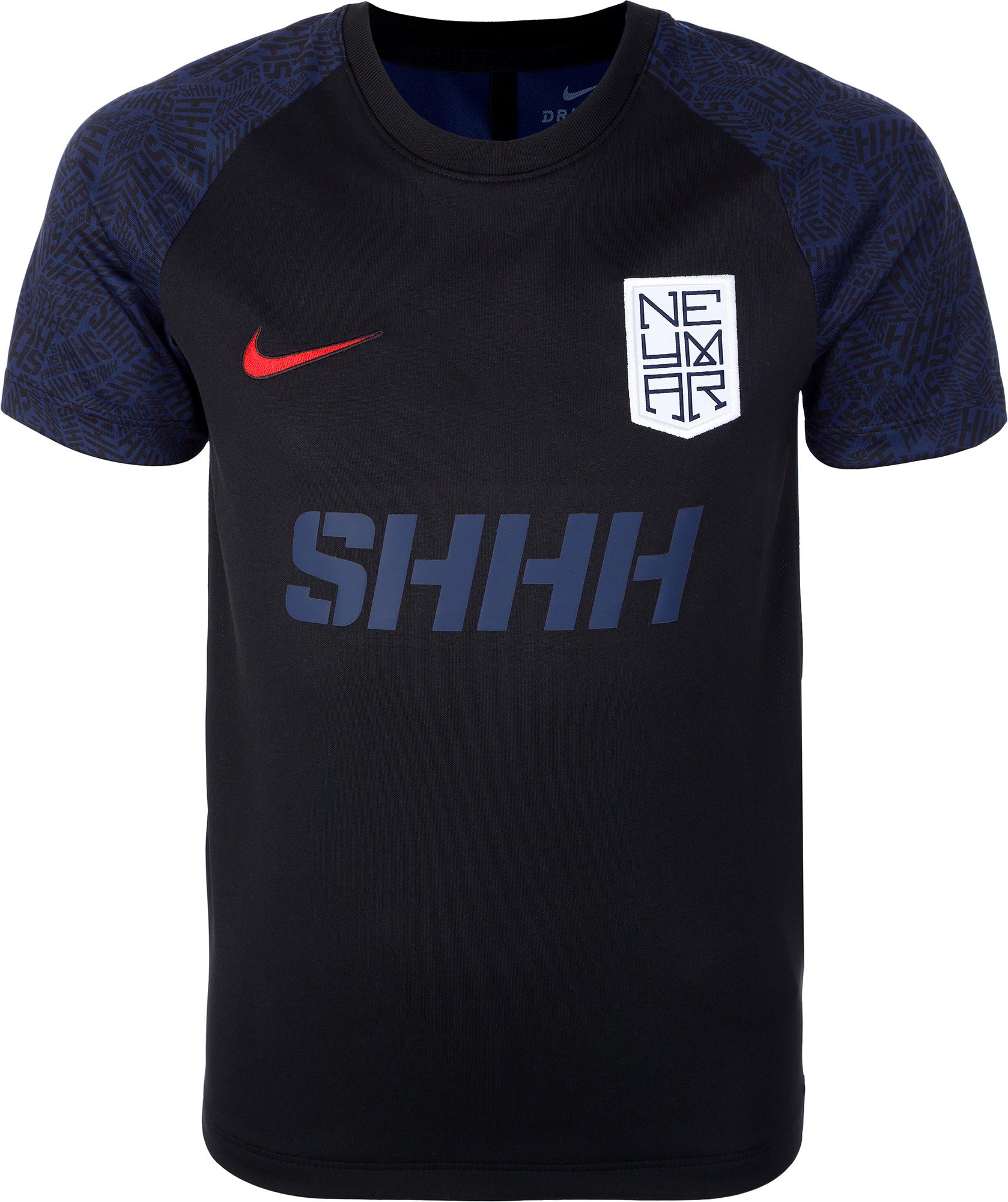 цена на Nike Футболка для мальчиков Nike Neymar, размер 158-170