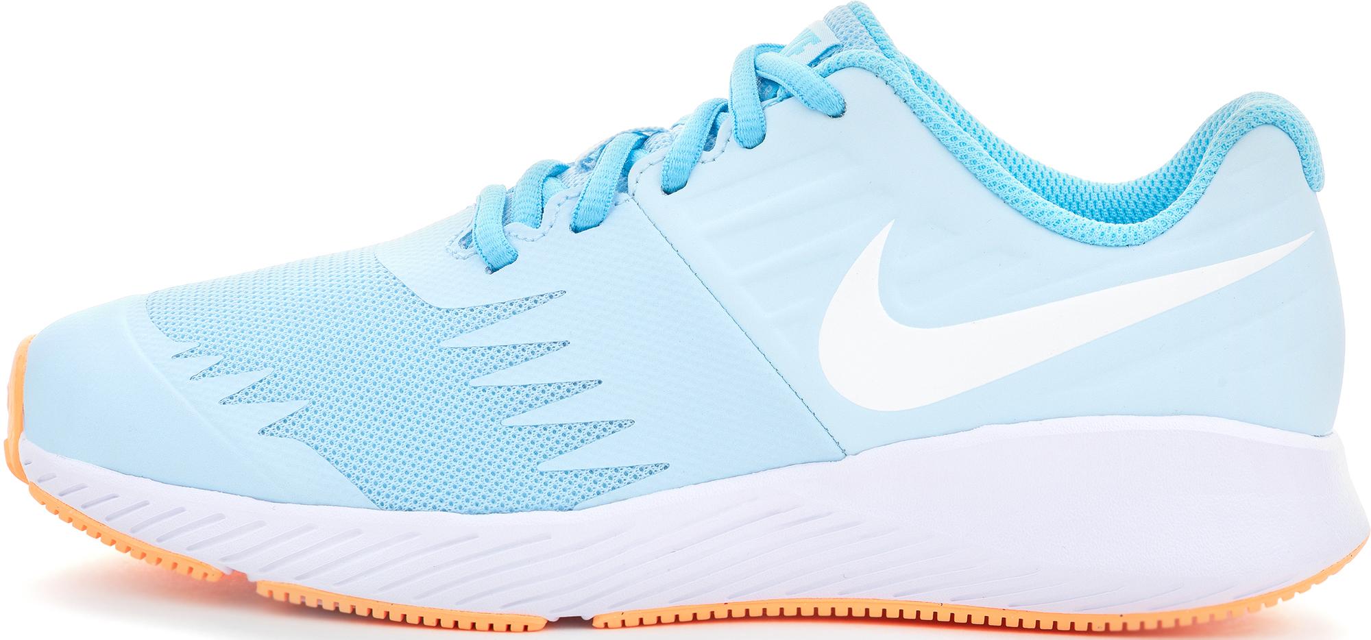 Nike Кроссовки для девочек Nike Star Runner, размер 37,5 кроссовки double star ds635
