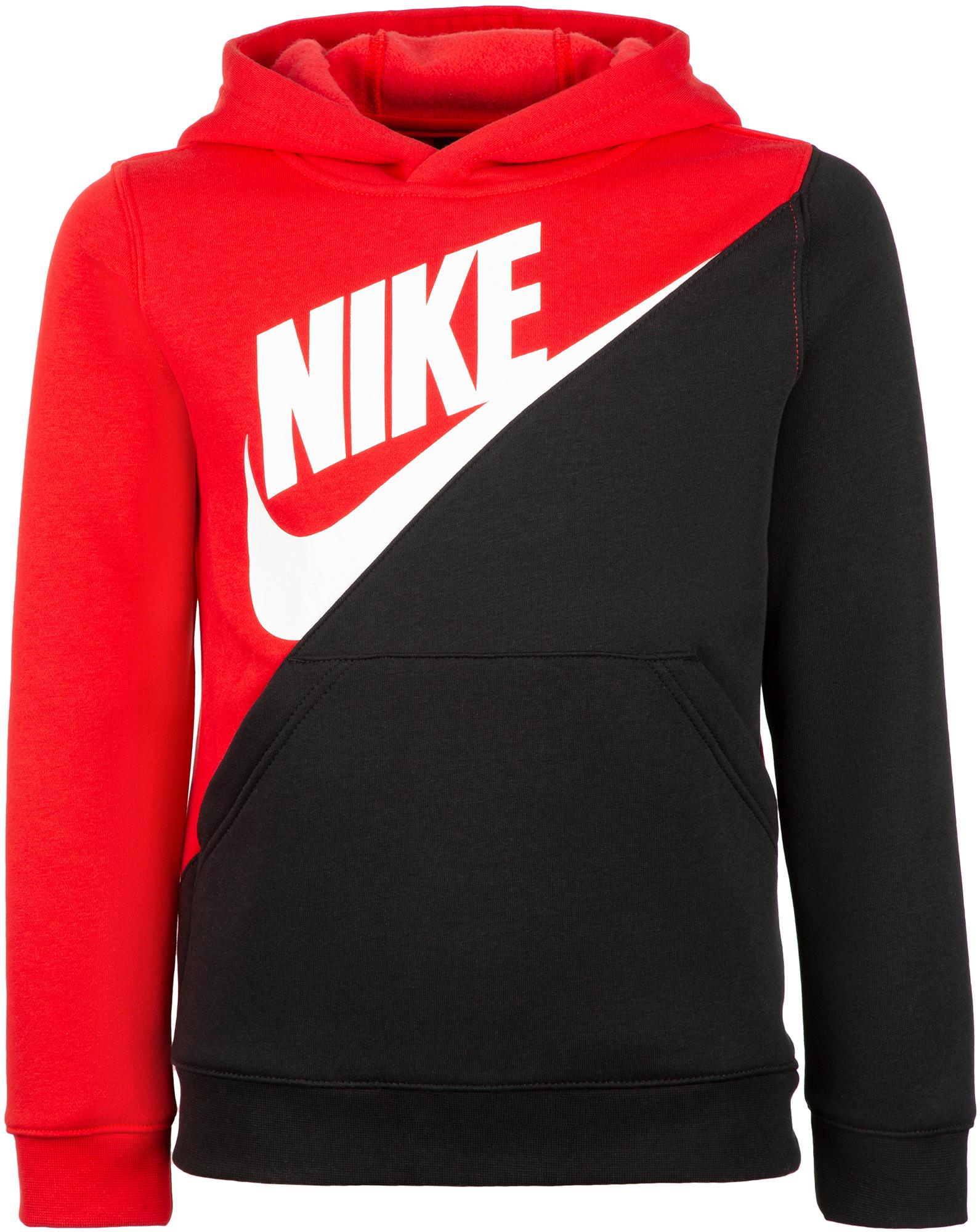 цена Nike Худи для мальчиков Nike Sportswear, размер 128-137 онлайн в 2017 году