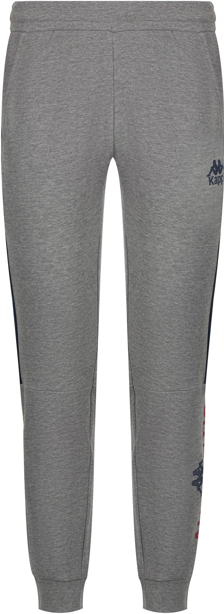 Фото - Kappa Брюки мужские Kappa, размер 50 брюки мужские kappa men s trousers цвет графитовый 304jr00 3a размер xl 52