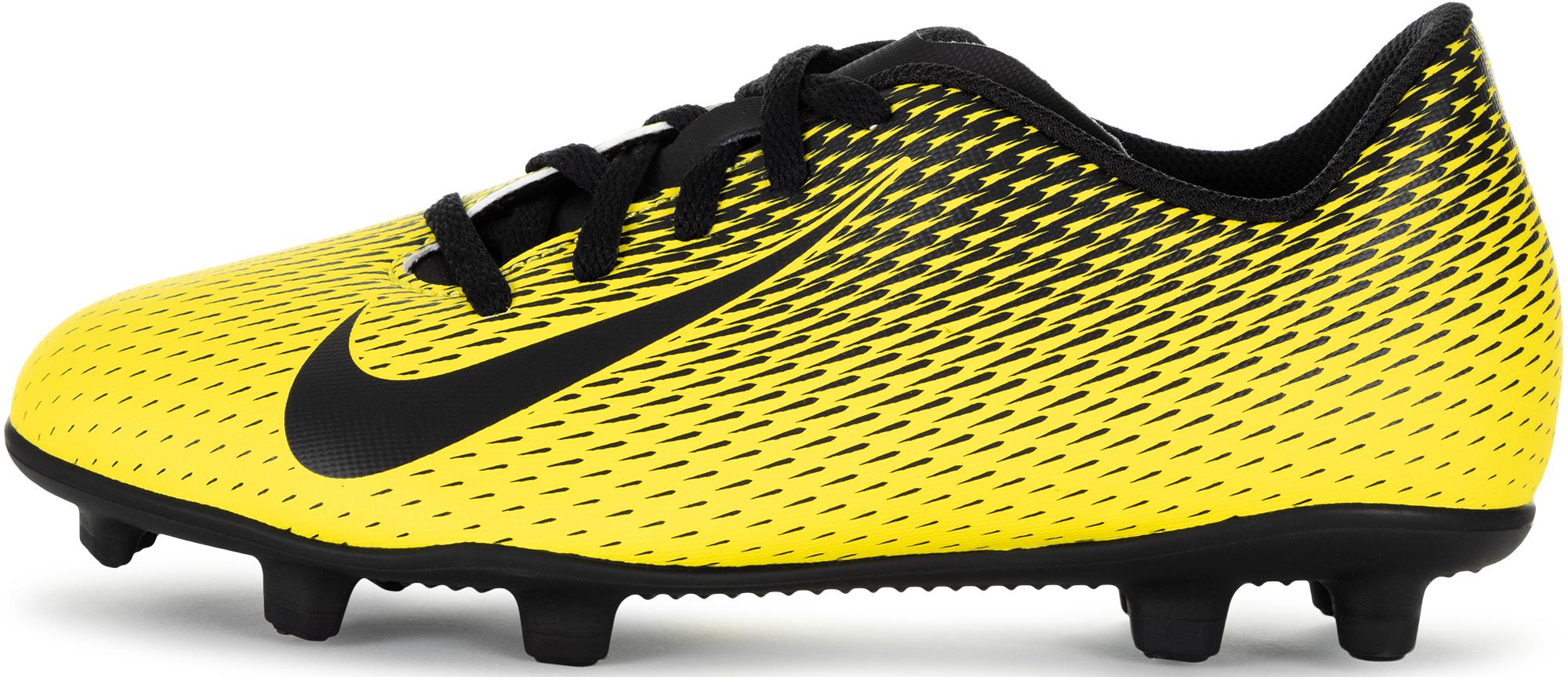 Nike Бутсы для мальчиков Nike Bravata II FG, размер 34