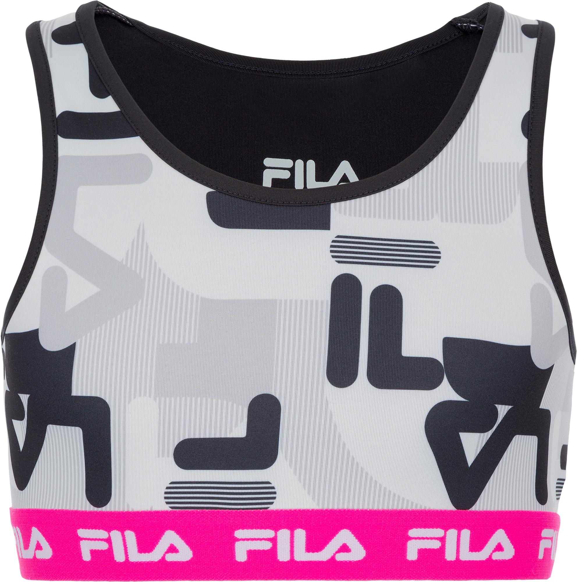 Fila Бра беговое для девочек Fila, размер 158 fila брюки для девочек fila размер 158