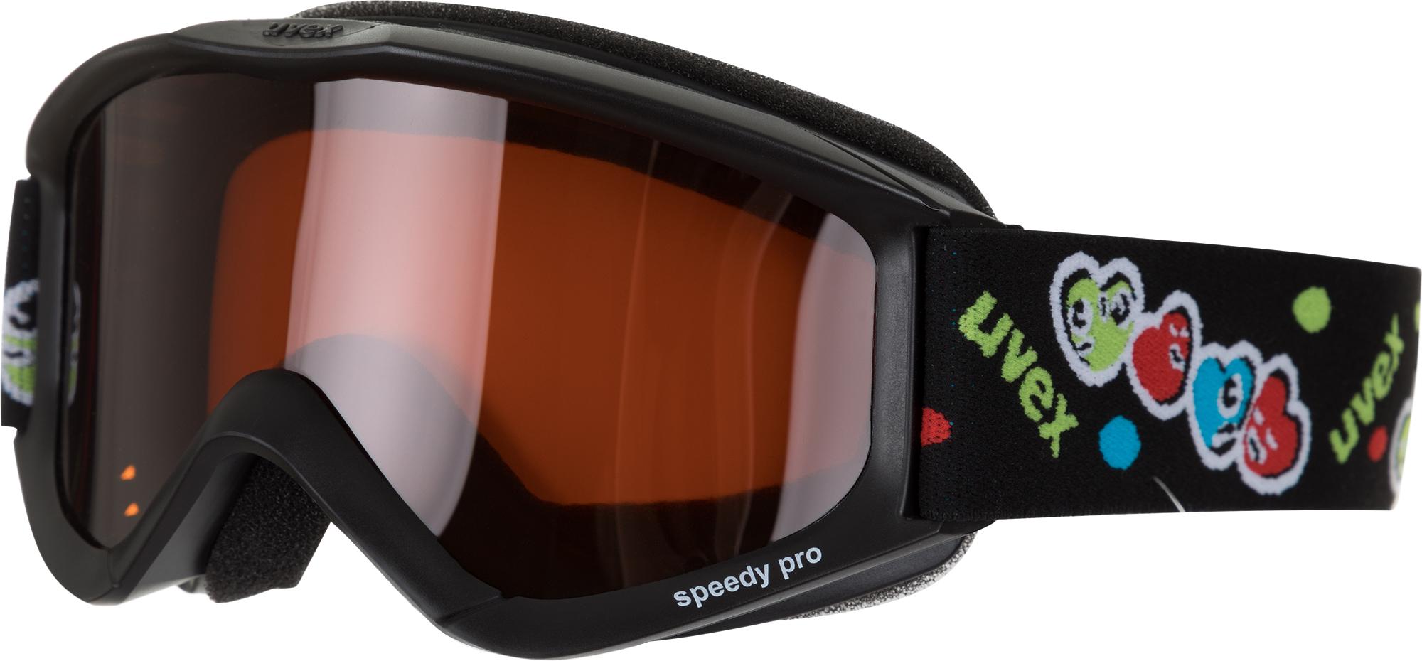 Uvex Маска горнолыжная детская speedy pro 4