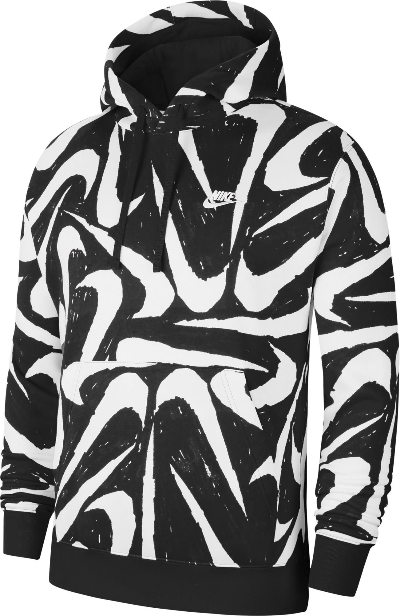 Nike Худи мужская Nike Sportswear Club, размер 52-54 худи superdry оранжевый 54 размер