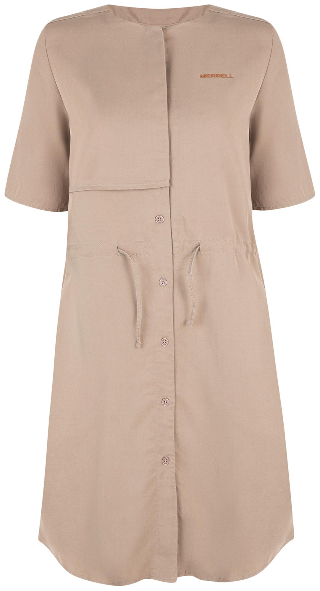 Merrell Платье женское Merrell, размер 42 женское платье new brand 2015fashion 587419