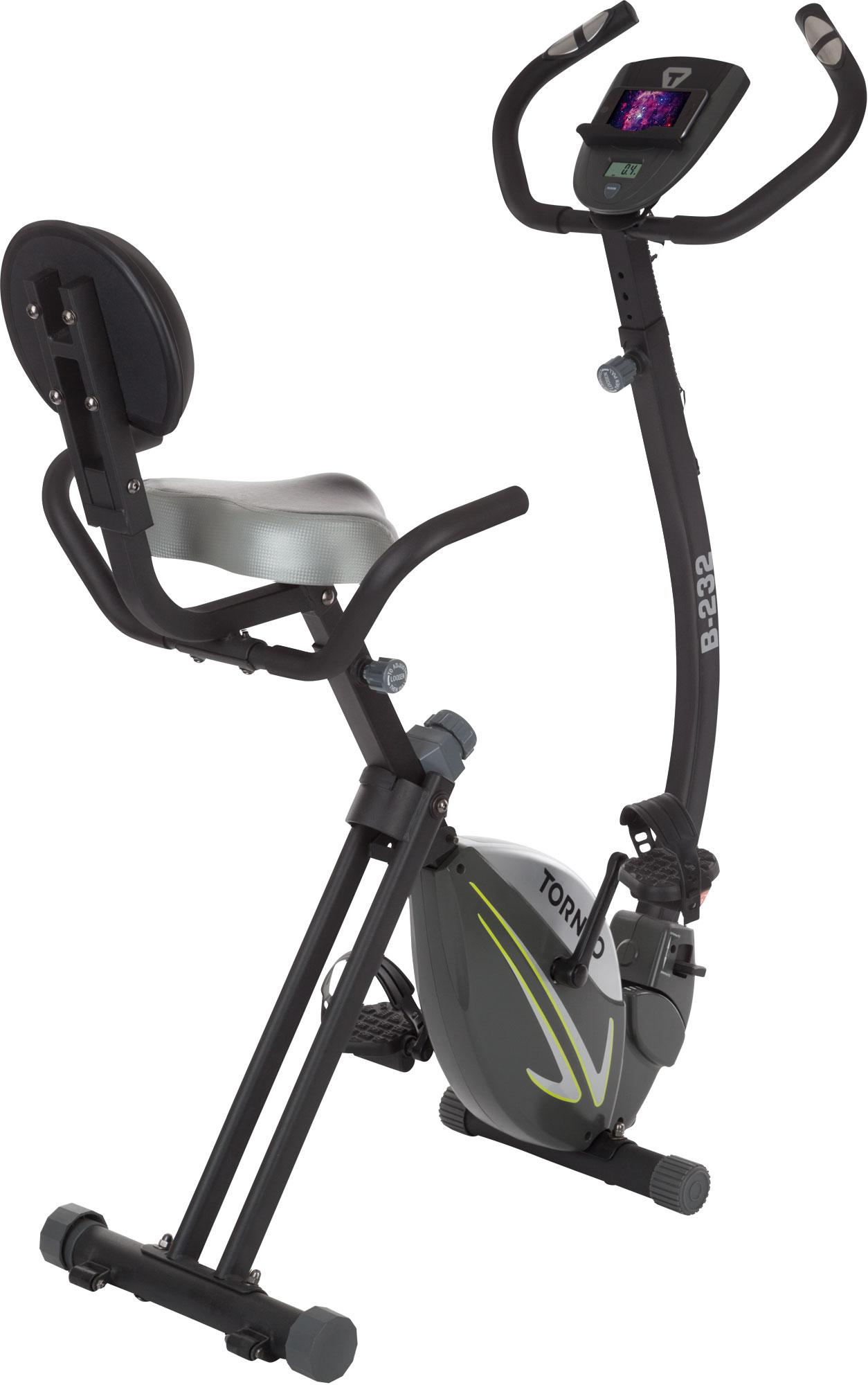 Torneo Велотренажер Compacta Plus B-232 велотренажер spirit xbu55 2017