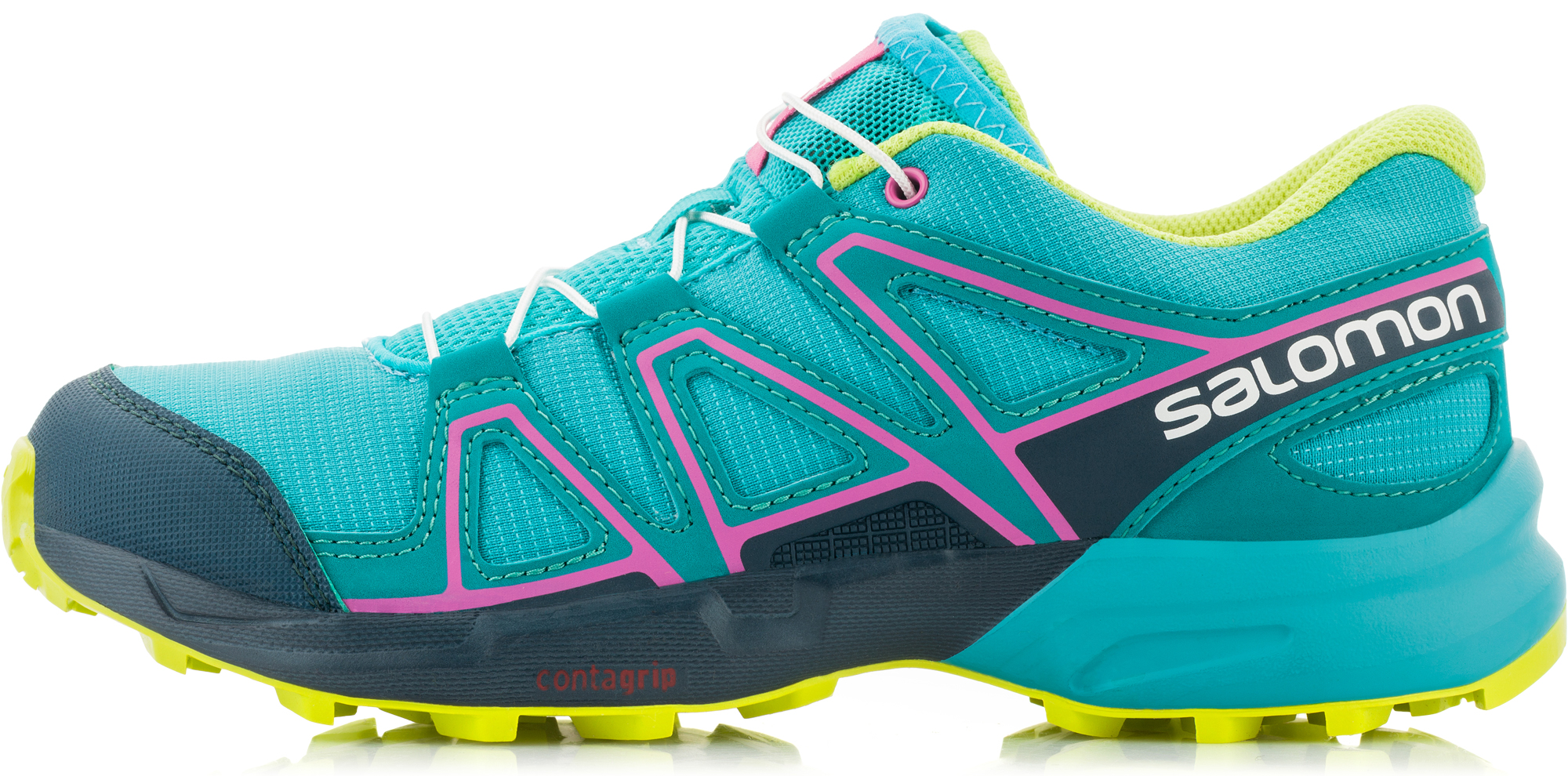 Salomon Полуботинки для девочек Salomon Speedcross salomon salomon craft 17 18