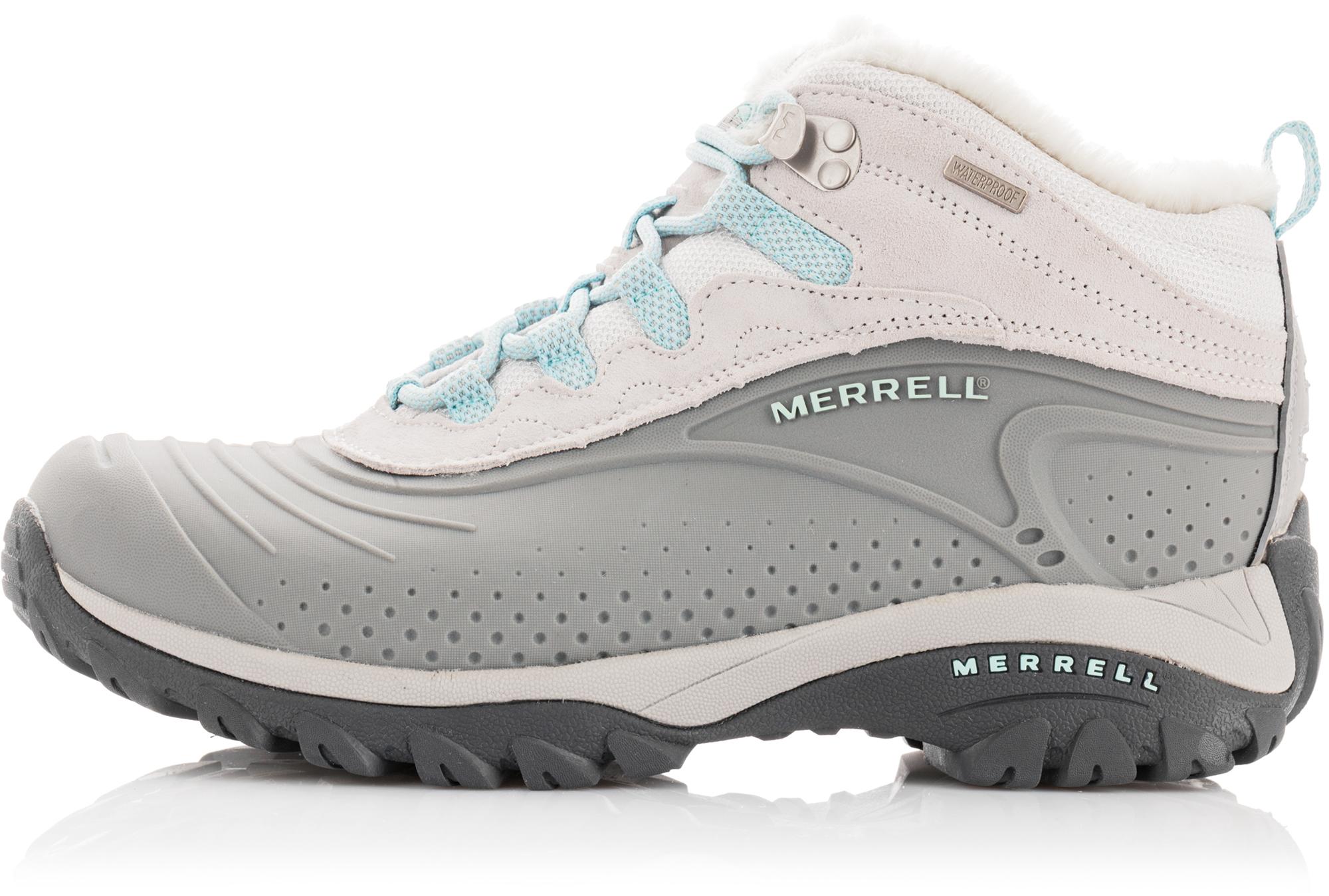 цена на Merrell Ботинки утепленные женские Merrell Storm Trekker 6, размер 42