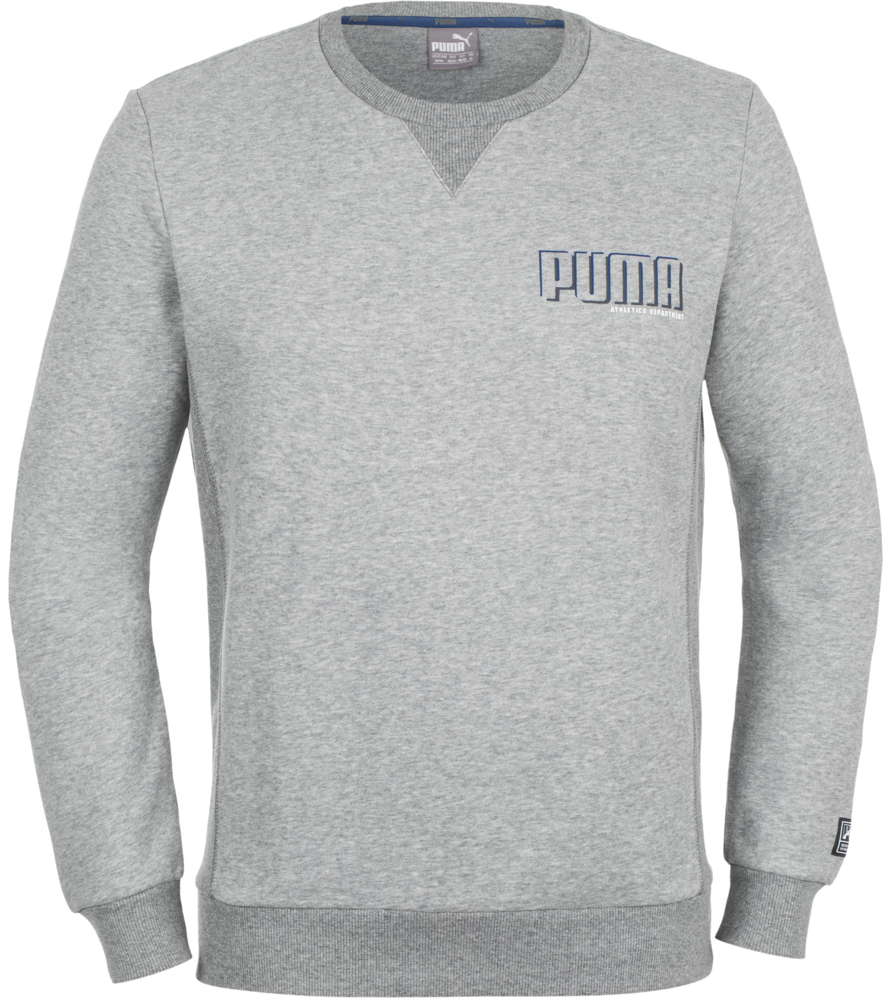 Puma Джемпер мужской Puma Style Athletics джемпер мужской шерсть