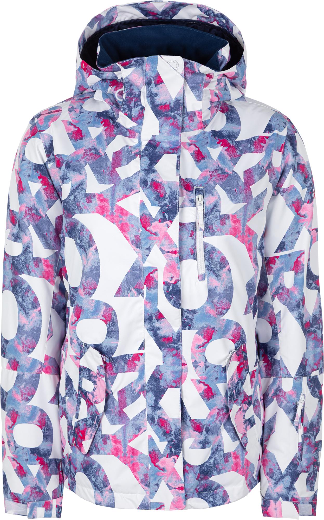 Roxy Куртка женская Roxy Jetty JK, размер 46-48 сумка женская roxy bay checkerspot watercolour butterfl