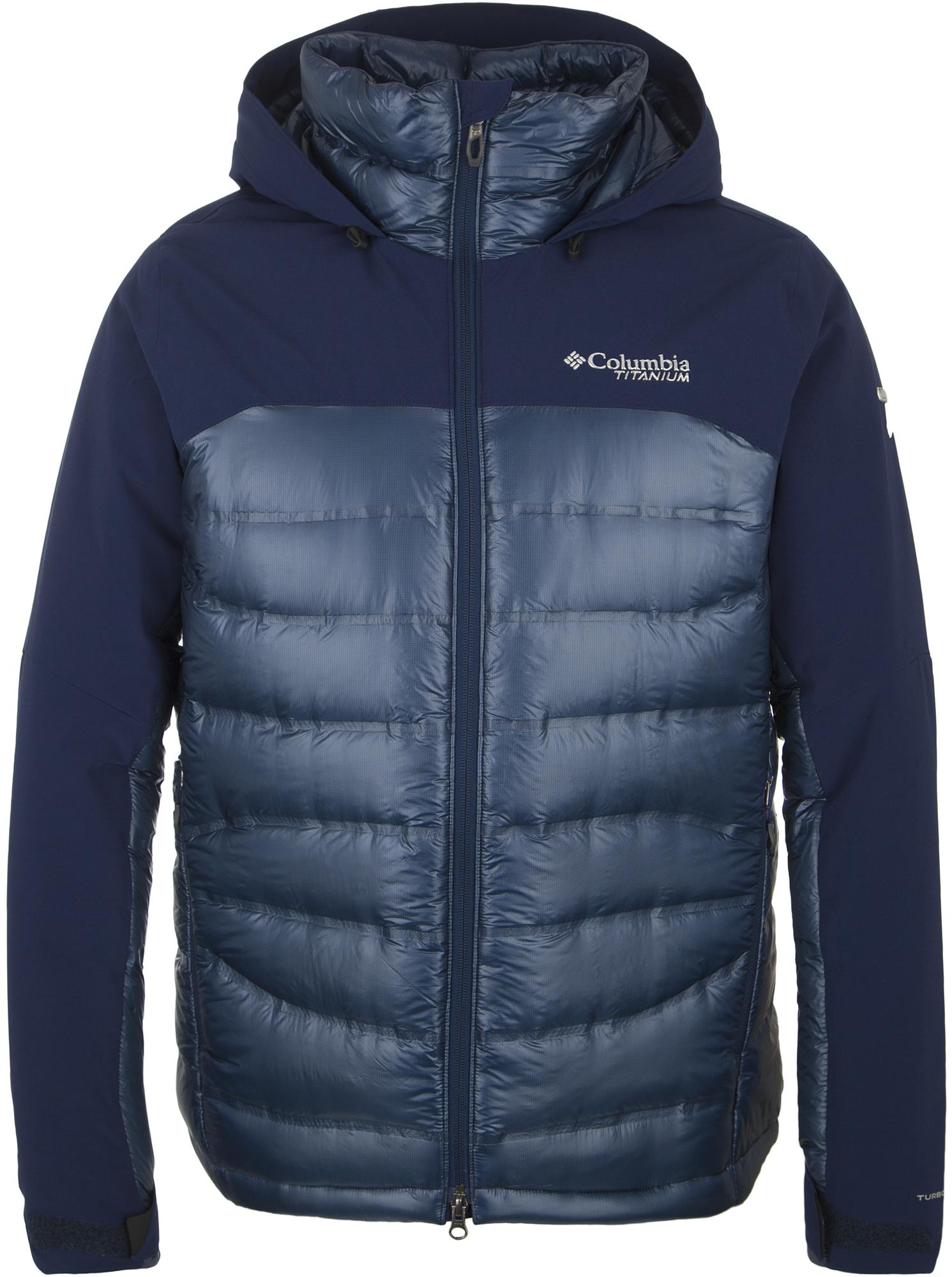 Columbia Куртка пуховая мужская Heatzone 1000 TurboDown II, размер 48-50