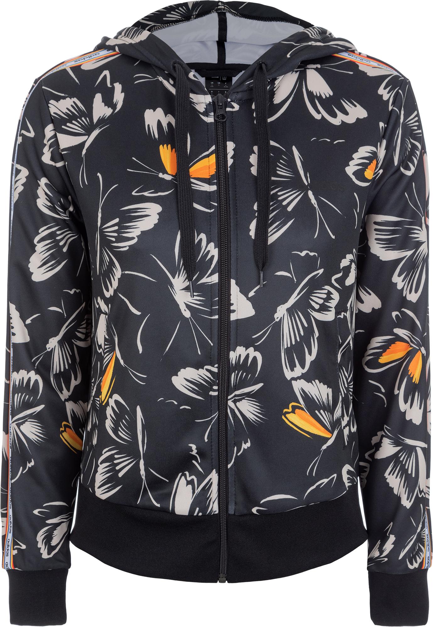 Adidas Толстовка женская Adidas FARM Rio, размер L цена