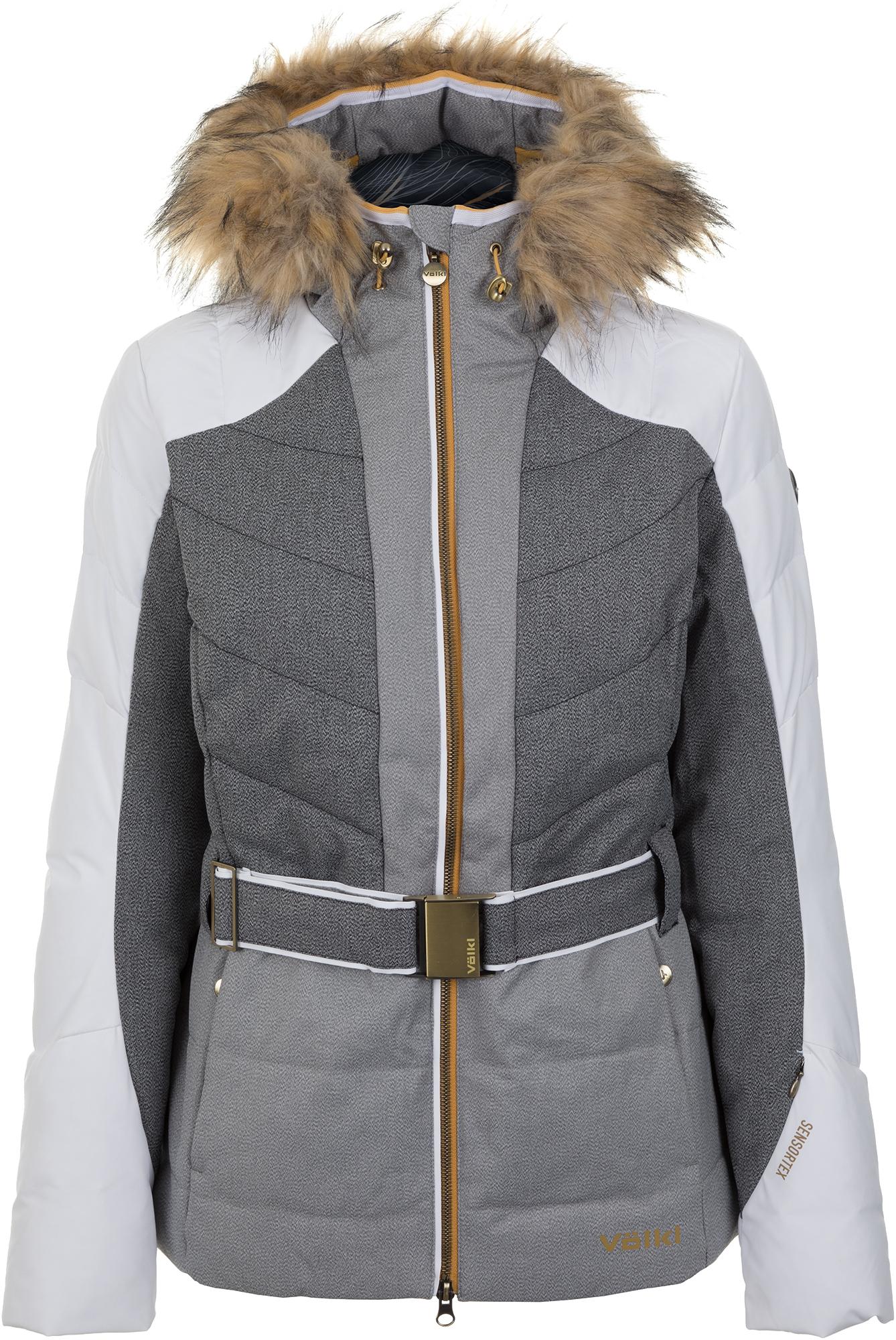 Volkl Куртка пуховая женская Volkl, размер 48