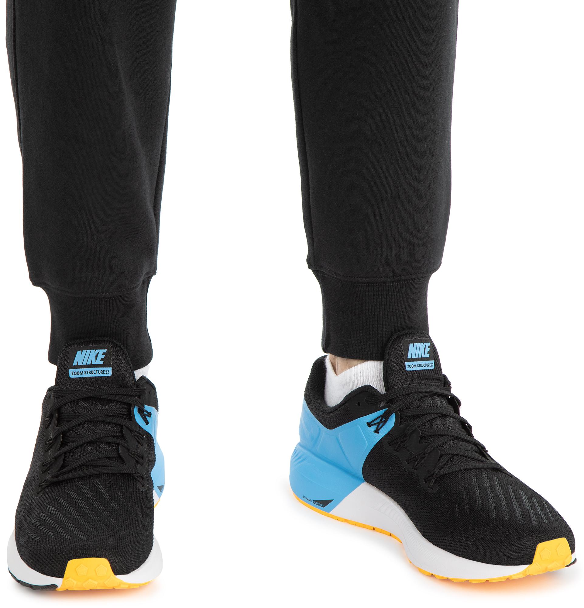 Nike Кроссовки мужские Nike Air Zoom Structure 22, размер 46,5 цена