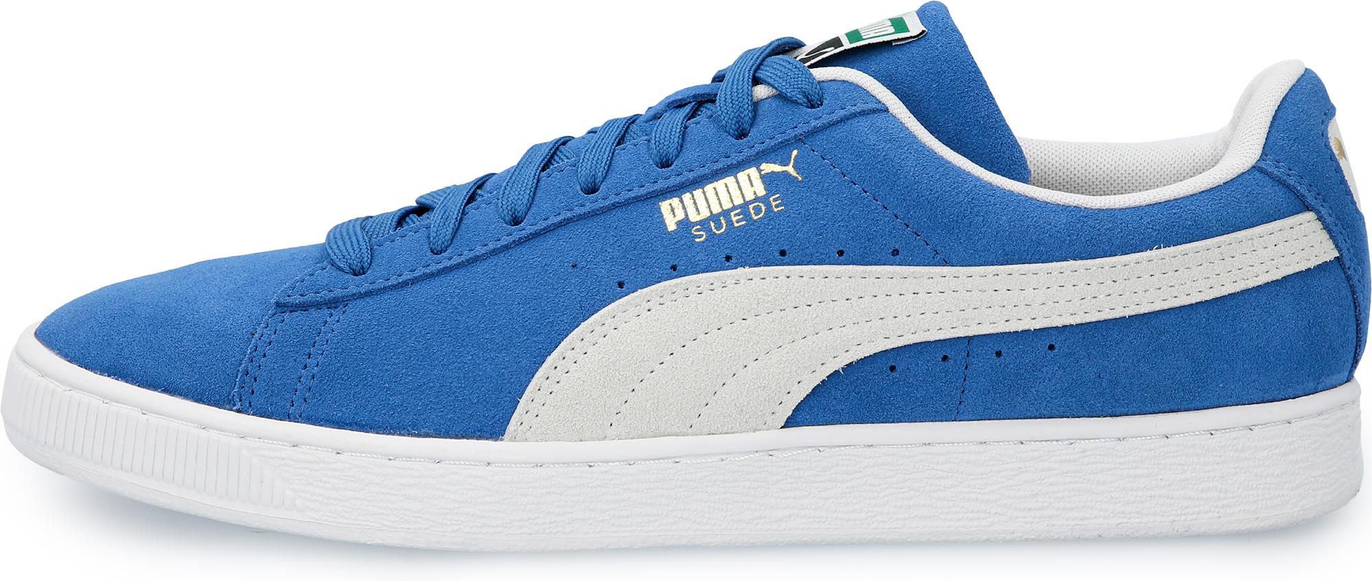 цена Puma Кеды мужские Puma Suede Classic+, размер 43 онлайн в 2017 году