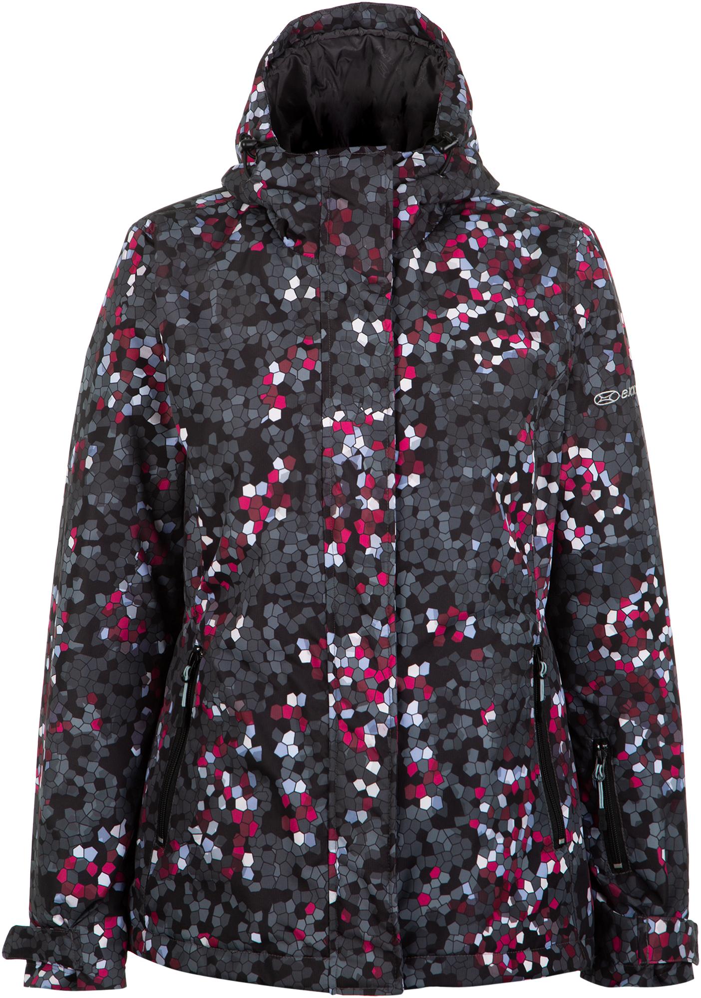 цена на Exxtasy Куртка утепленная женская Exxtasy Stavanger, размер 42