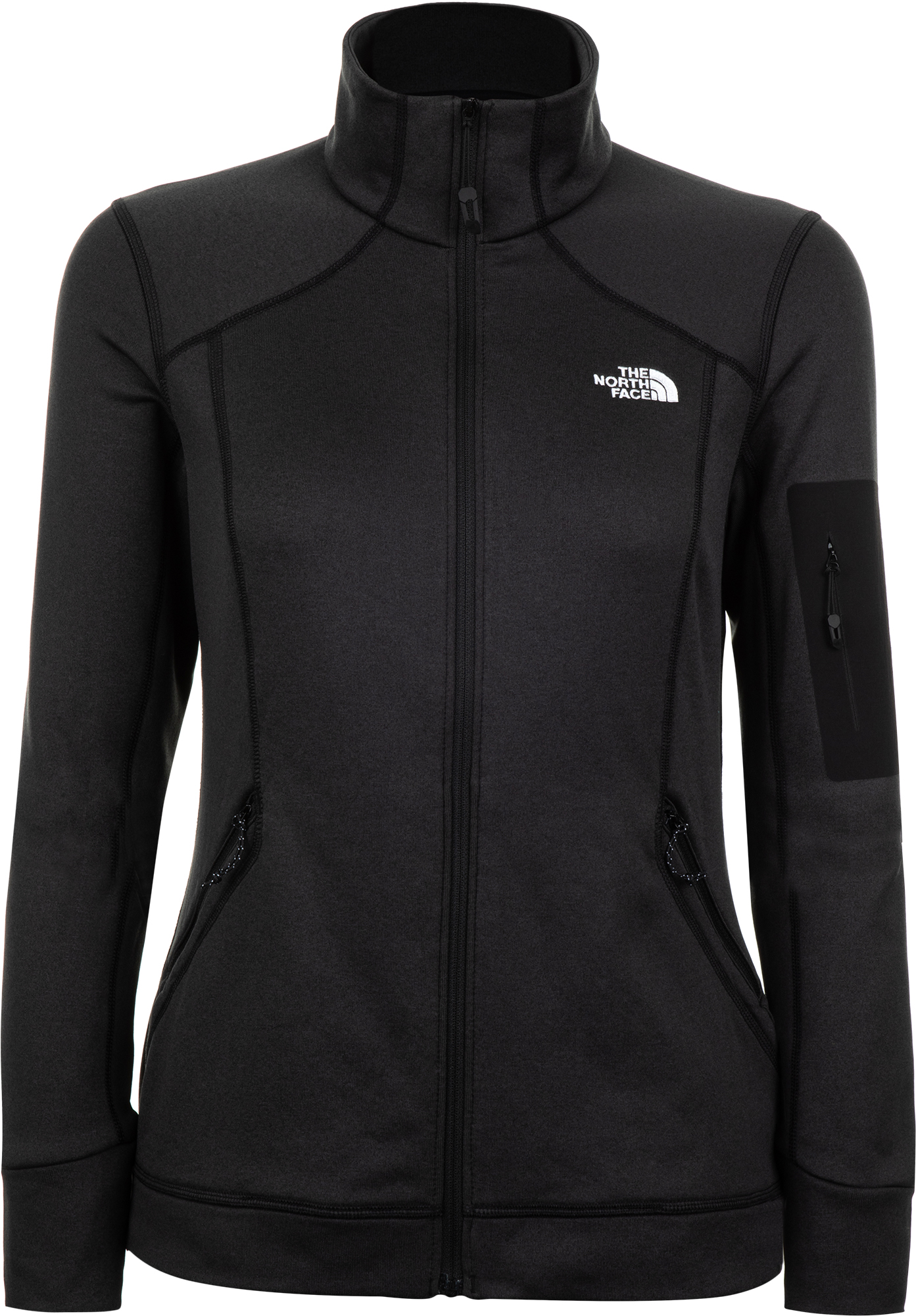 The North Face Джемпер флисовый женский The North Face Impendor Powerdry, размер 48 цена и фото