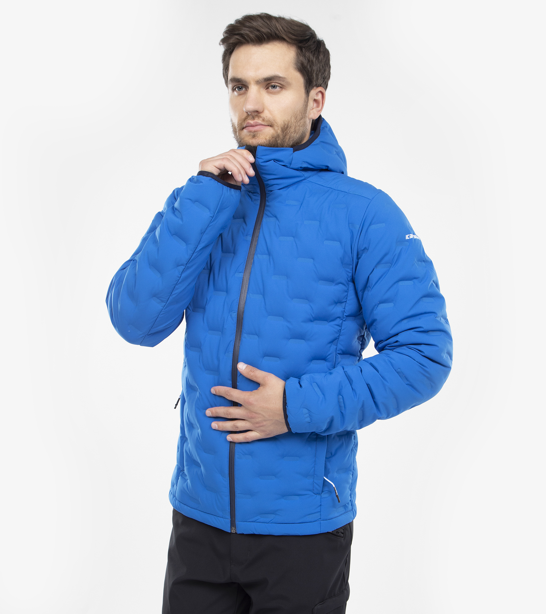 IcePeak Куртка утепленная мужская IcePeak Damascus, размер 54 цены онлайн