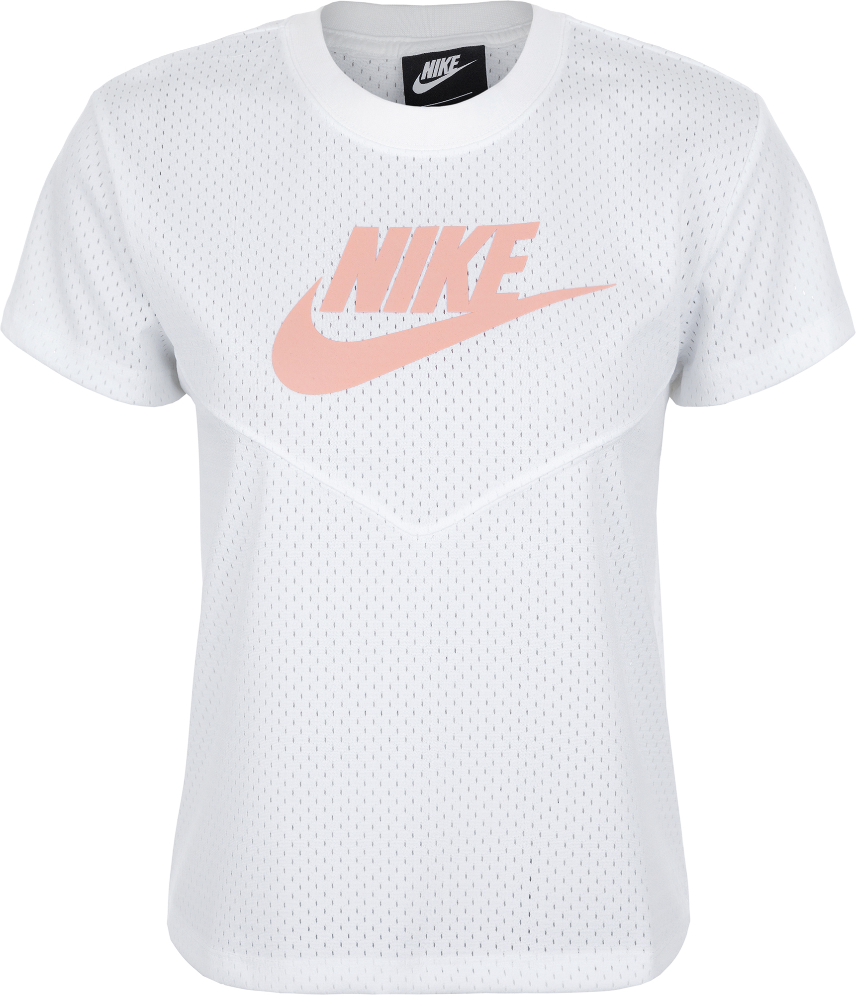 Nike Футболка женская Heritage, размер 46-48