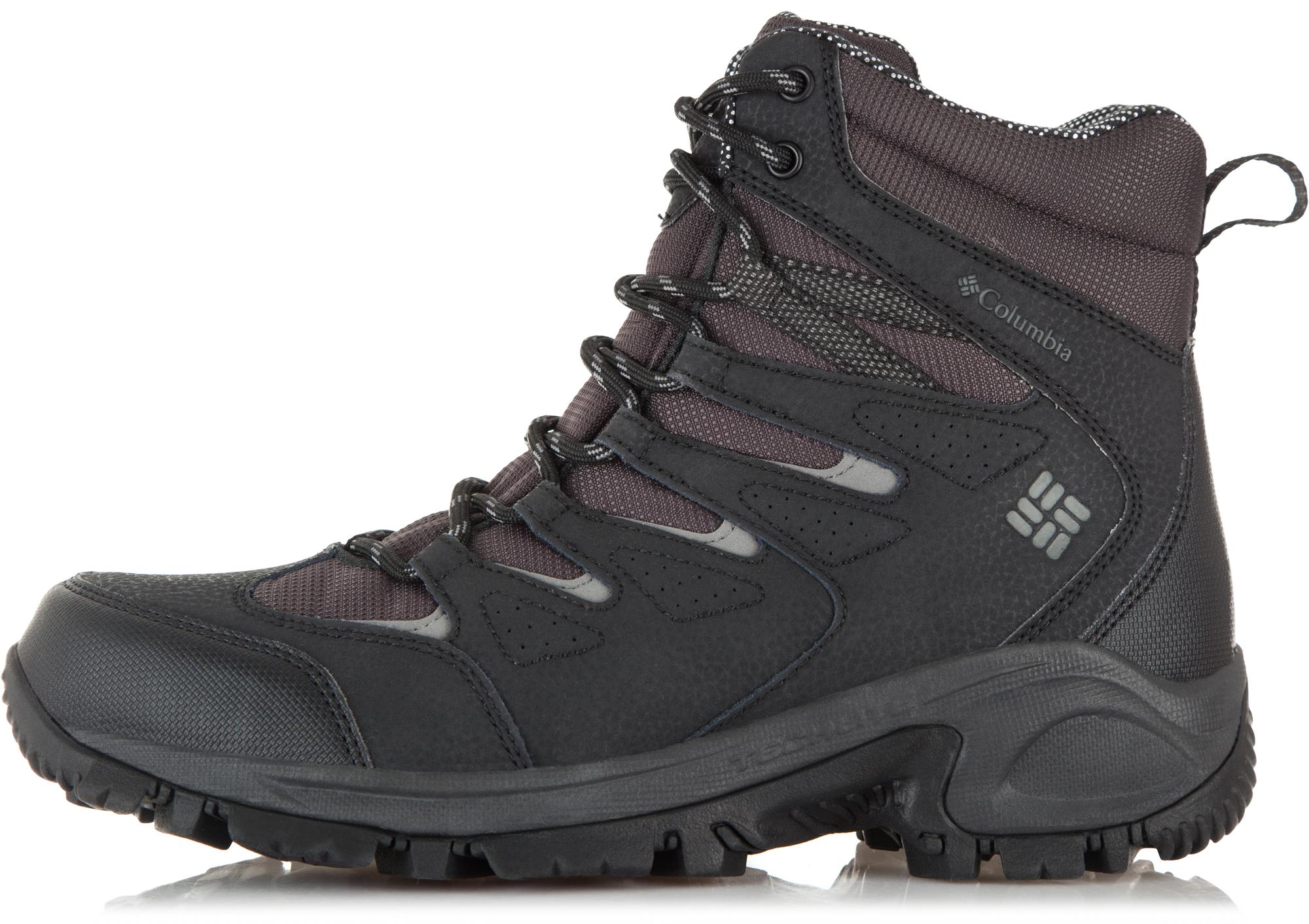 Columbia Ботинки утепленные мужские Columbia Gunnison Omni-Heat, размер 46 columbia ботинки утепленные женские columbia bugaboot plus iv omni heat размер 41
