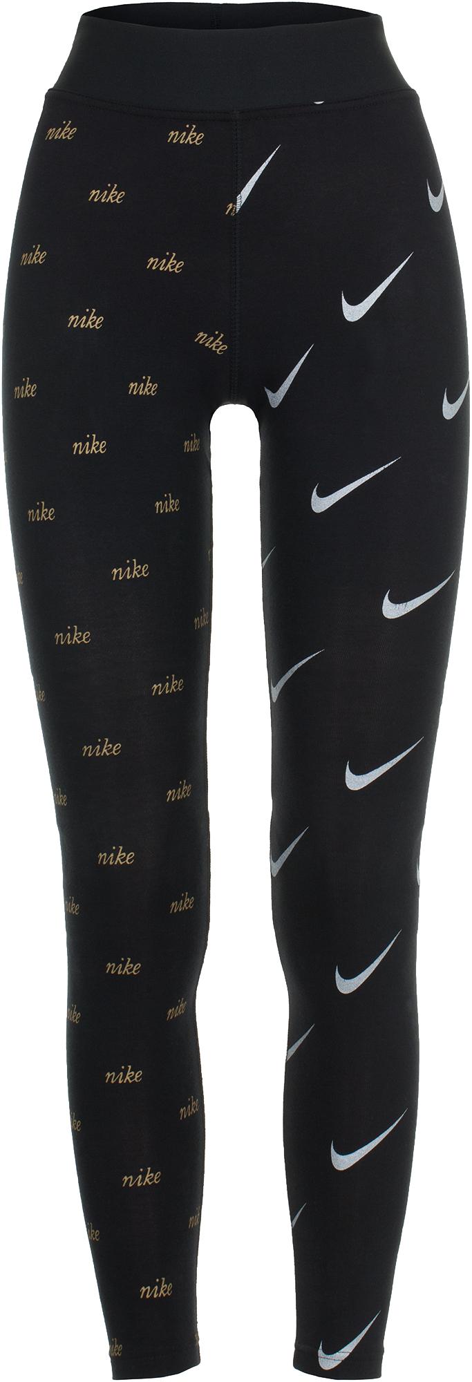 Nike Легинсы женские Nike Sportswear, размер 46-48 стоимость