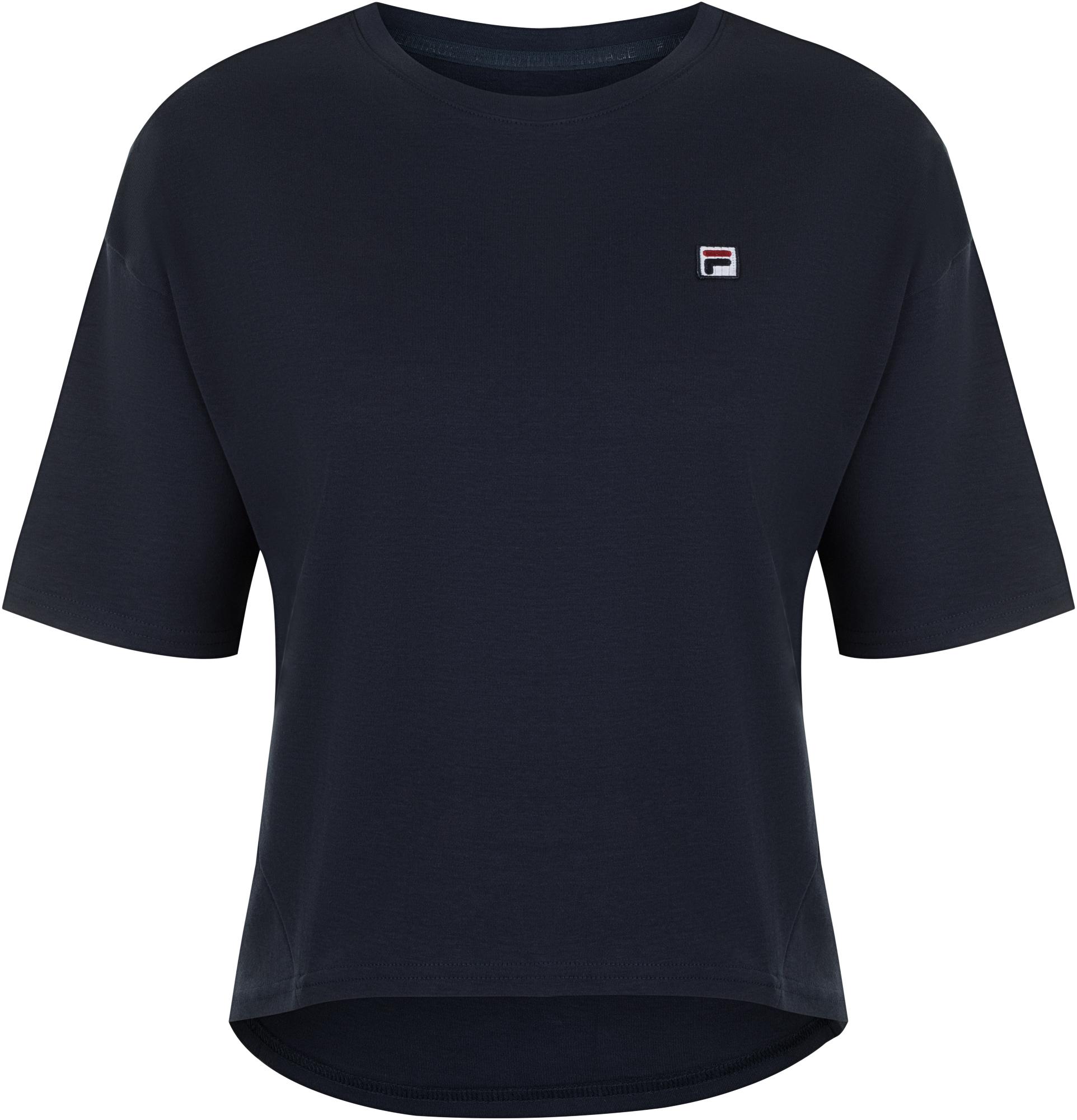 Fila Футболка женская Fila, размер 50 fila футболка с длинным рукавом женская fila размер 52
