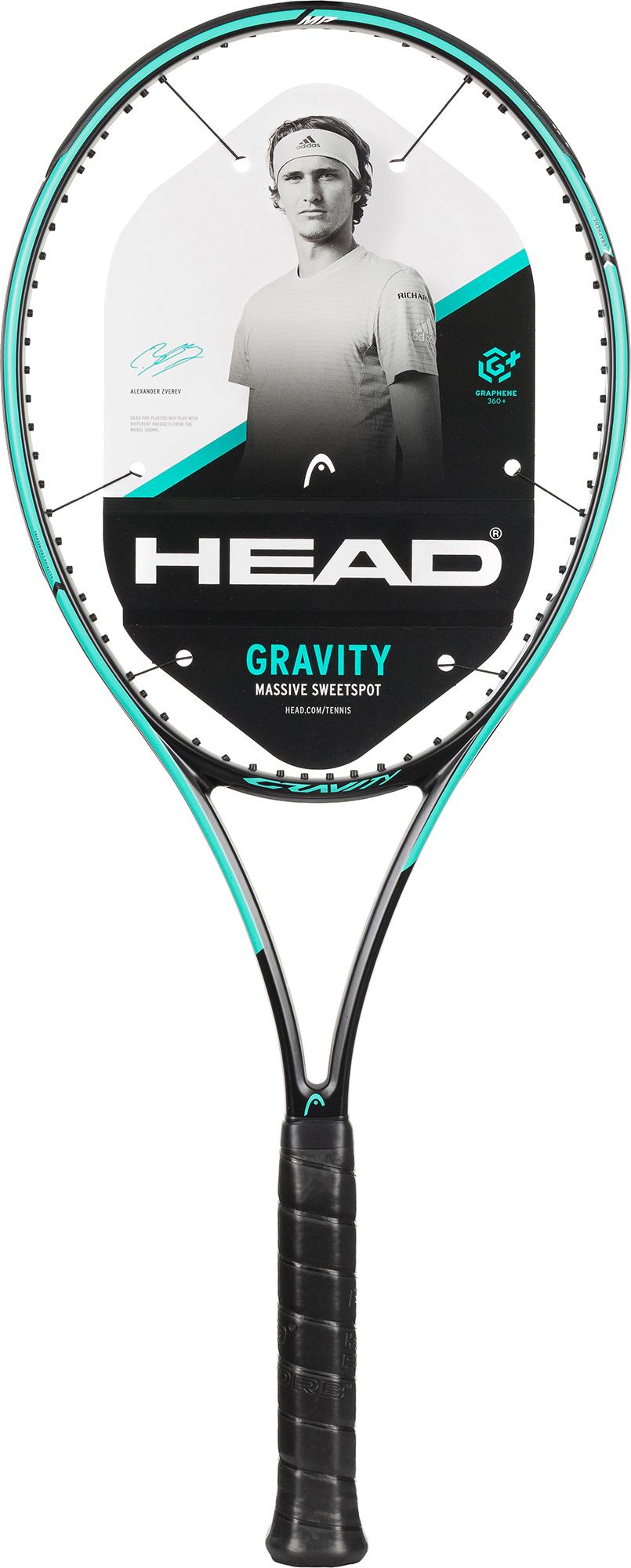 Head Ракетка для большого тенниса Head Graphene 360+ Gravity MP head ракетка для большого тенниса head graphene 360 speed lite 27