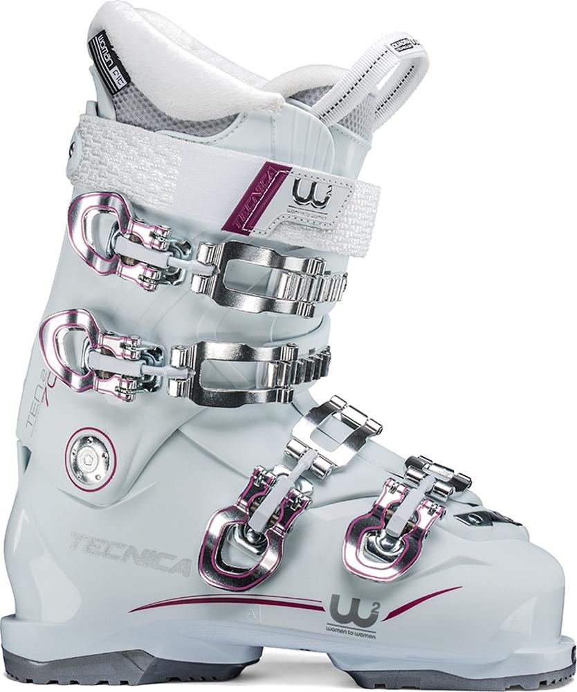 Tecnica Ботинки горнолыжные женские Tecnica TEN.2 70 W HVL, размер 40,5 цена