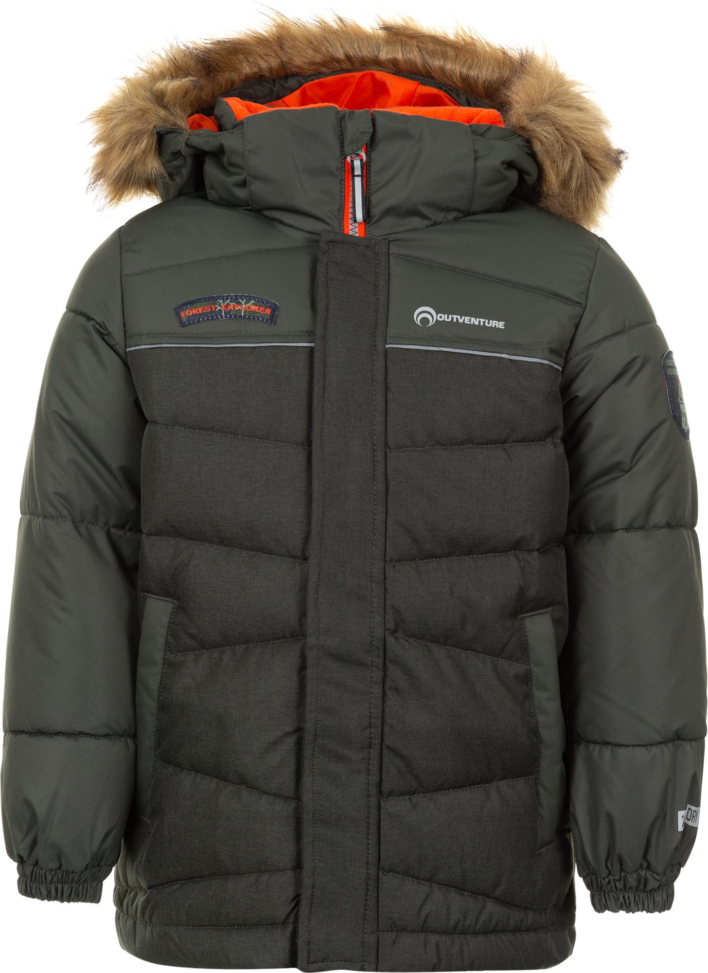 Outventure Куртка пуховая для мальчиков Outventure, размер 104
