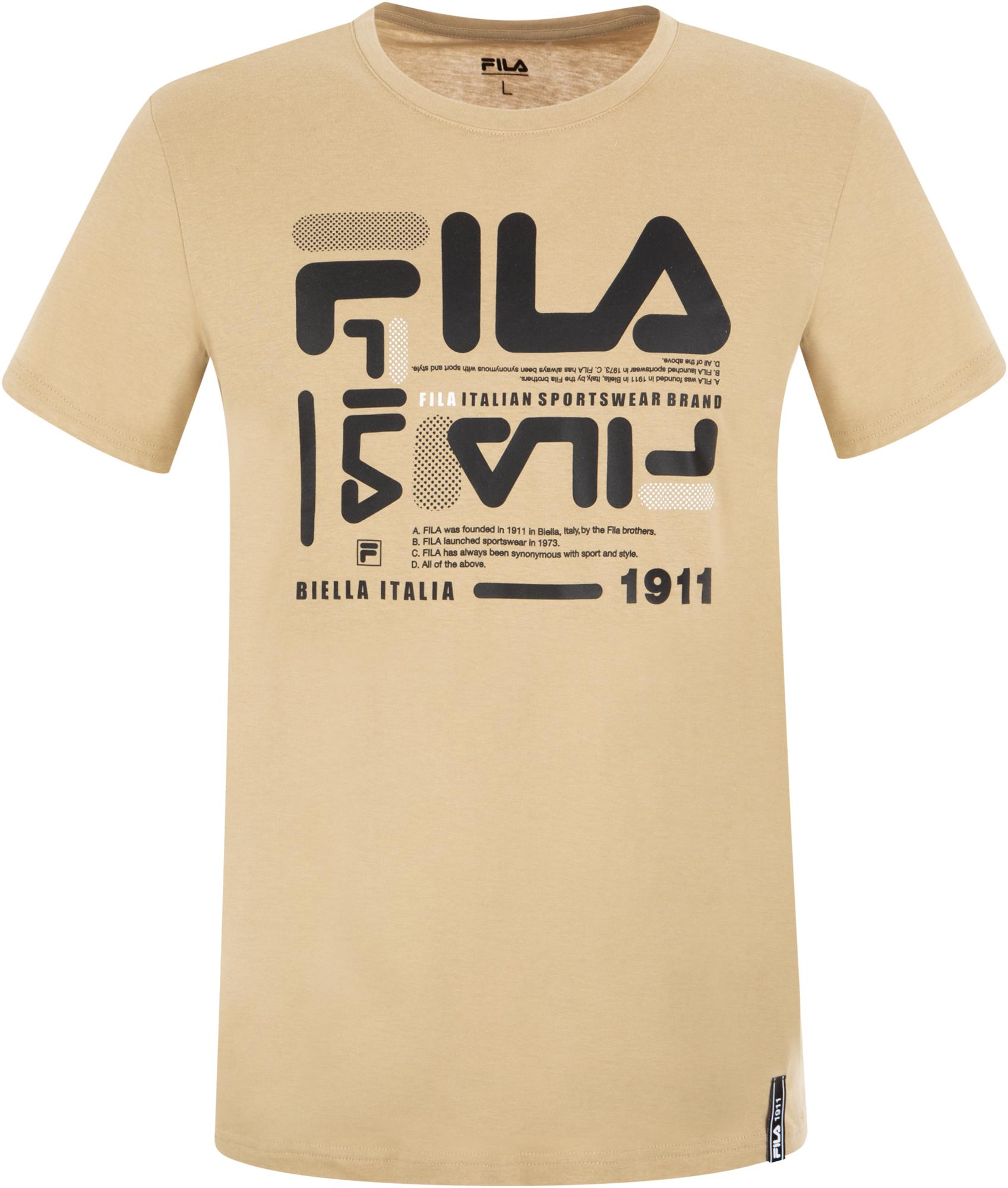 Fila Футболка мужская Fila, размер 54